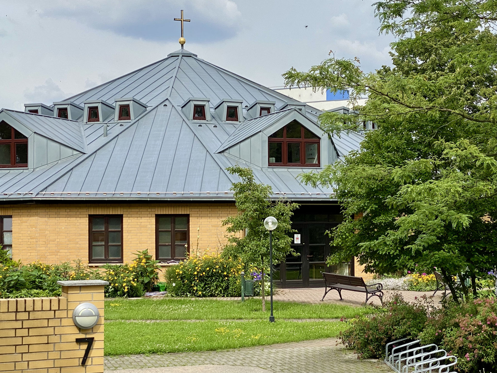 So, 22.08. | 11.00-18.00 Uhr: Offene Kirche in Hellersdorf | Glauchauer Straße 7