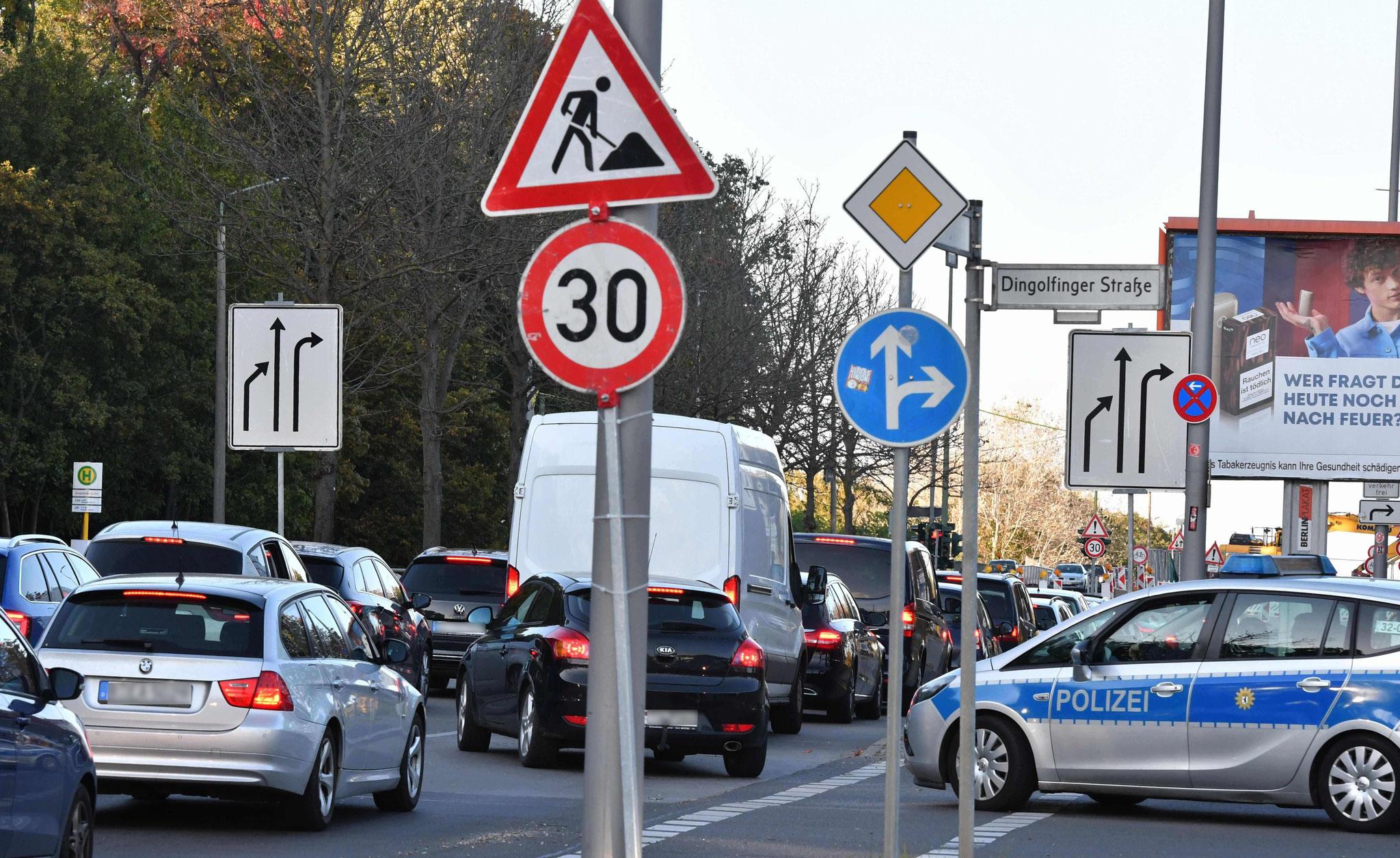 Blumberger-Damm-Brücke © pressefoto-uhlemann.de