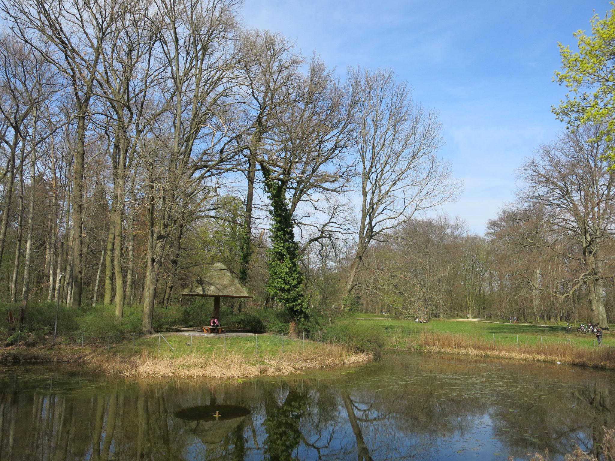 Tipp 4: Schlosspark Biesdorf