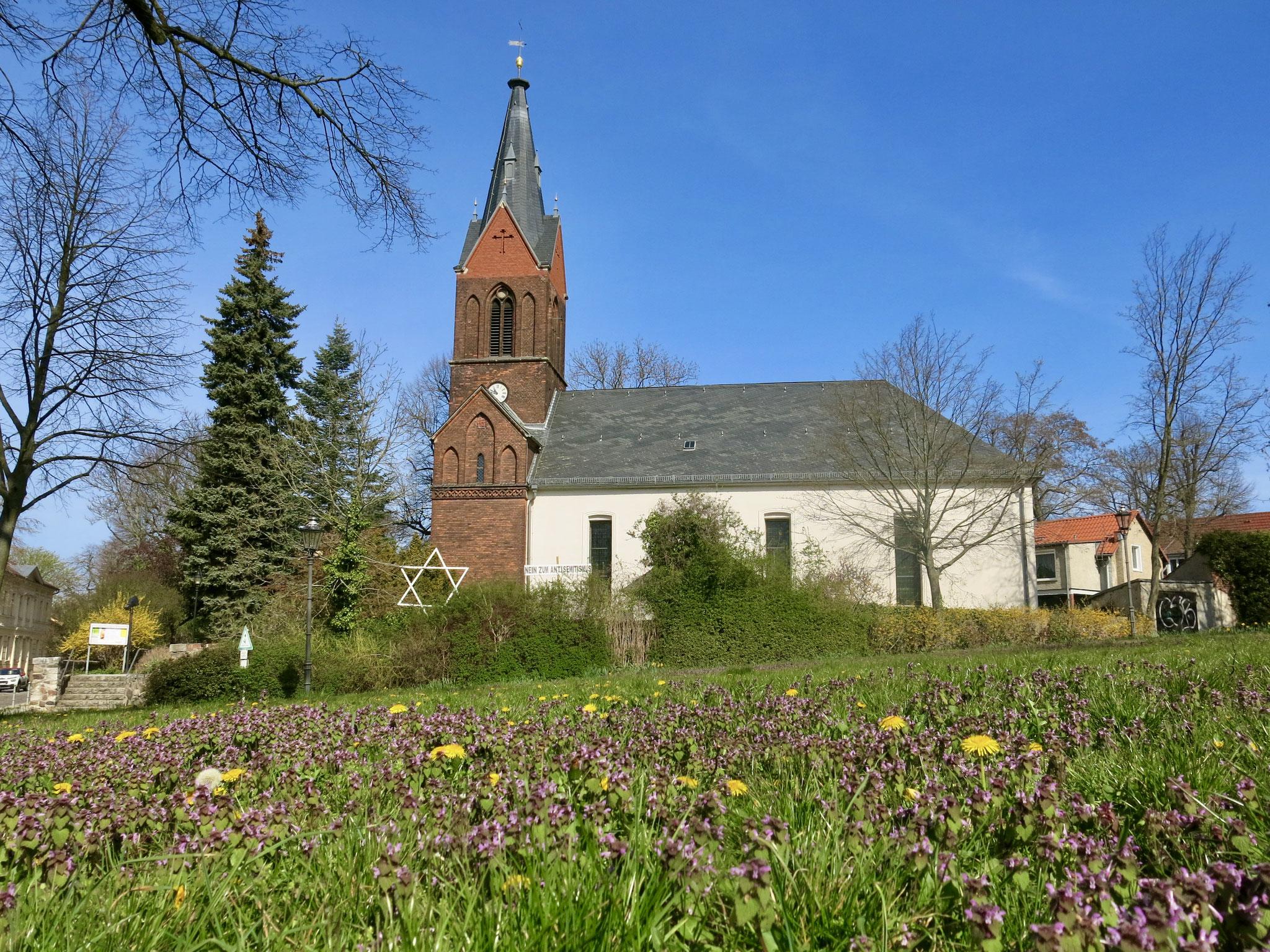 Tipp 2: Südlicher Wuhletal-Wanderweg mit Abstecher ins Angerdorf Kaulsdorf