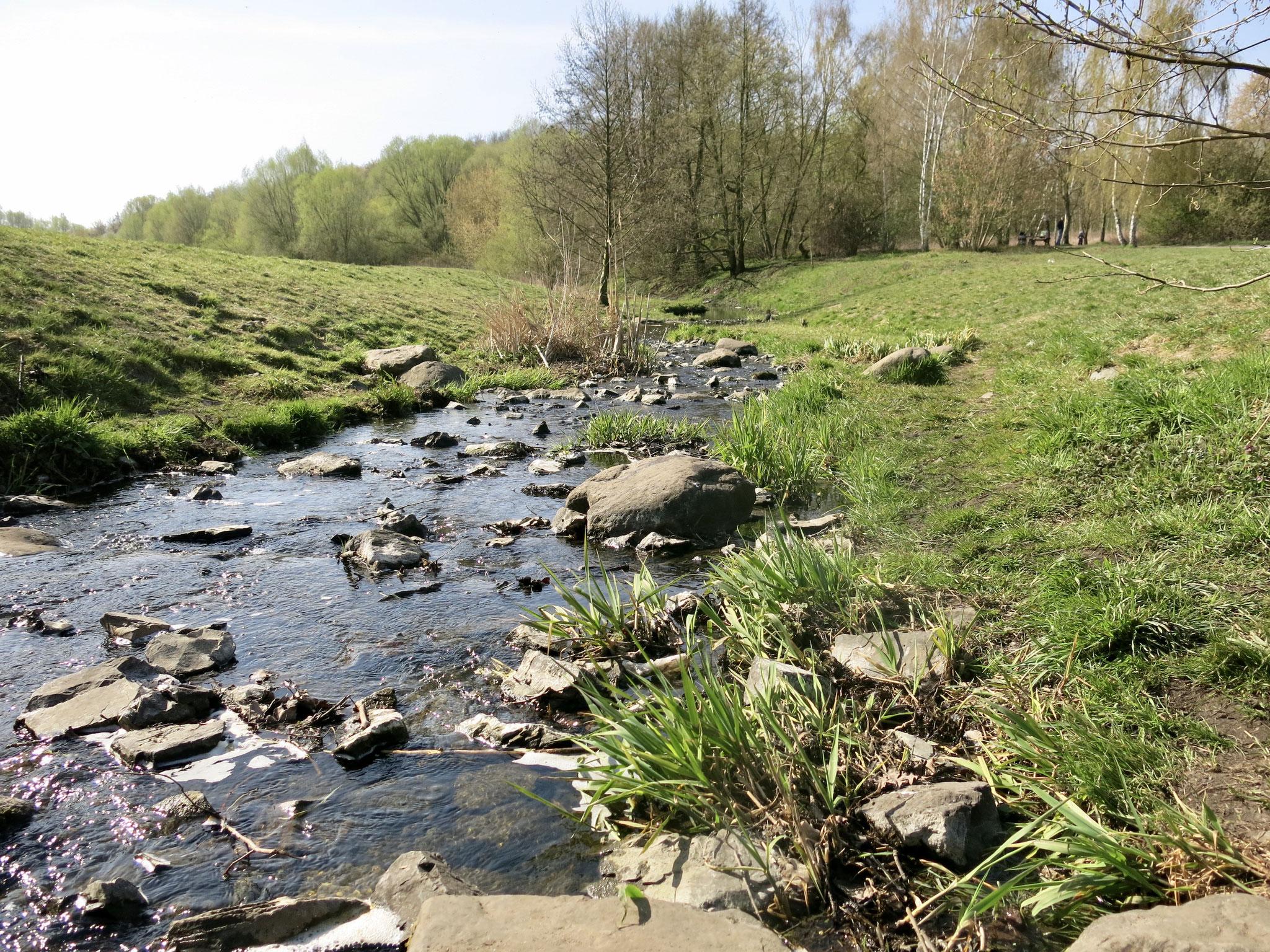 Tipp 2: Südlicher Wuhletal-Wanderweg