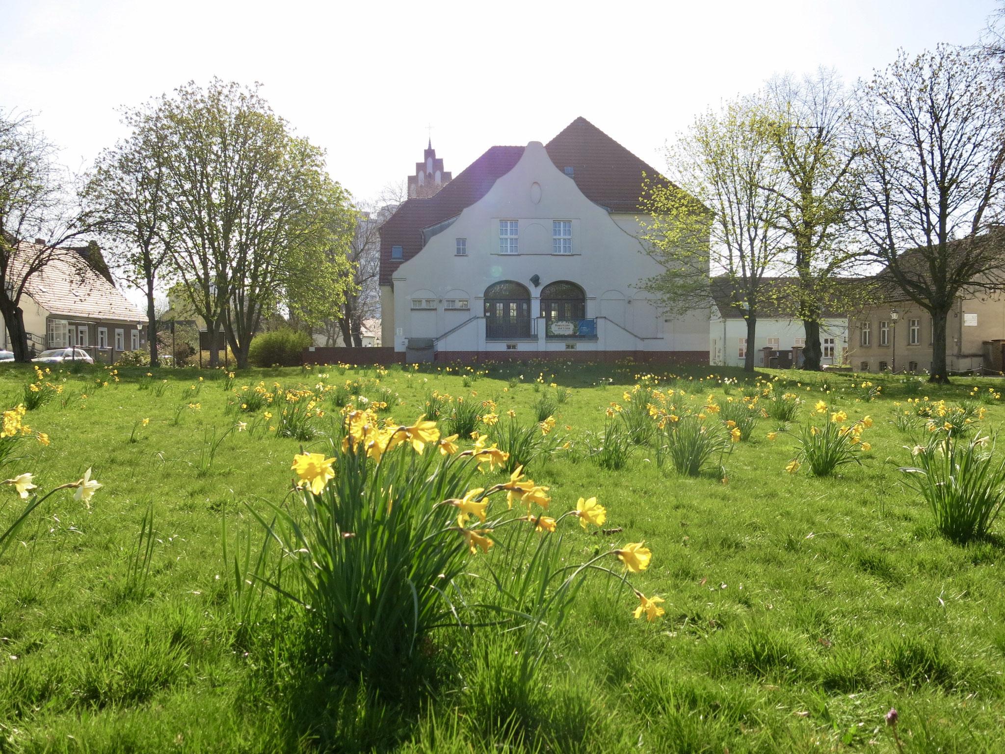Tipp 10: Alt-Marzahn, alte Dorfschule (heute Bezirksmuseum)