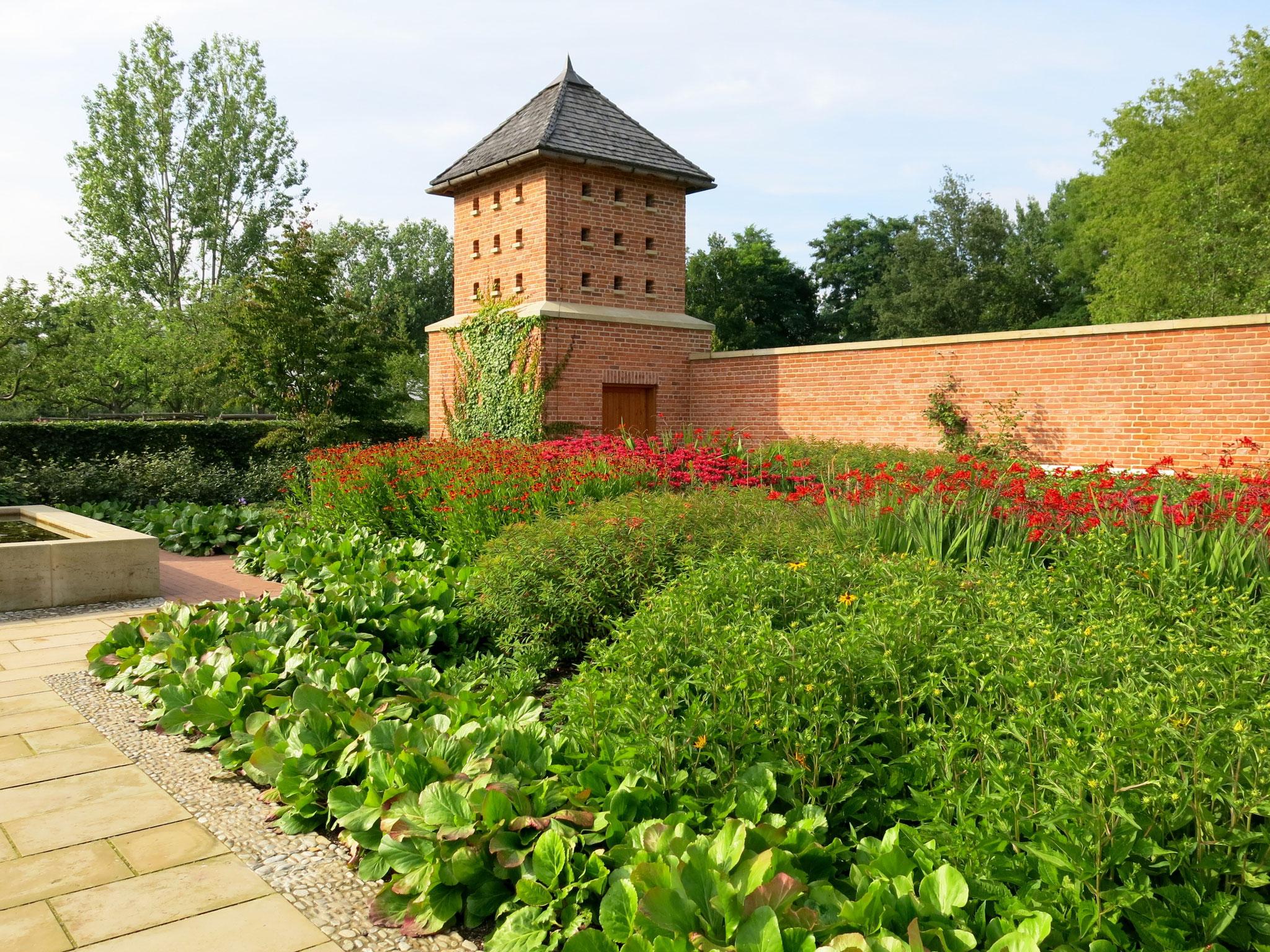 Sa, 18.07., 14.00-15.30 Uhr: Führung durch den Englischen Landschaftsgarten in den Gärten der Welt