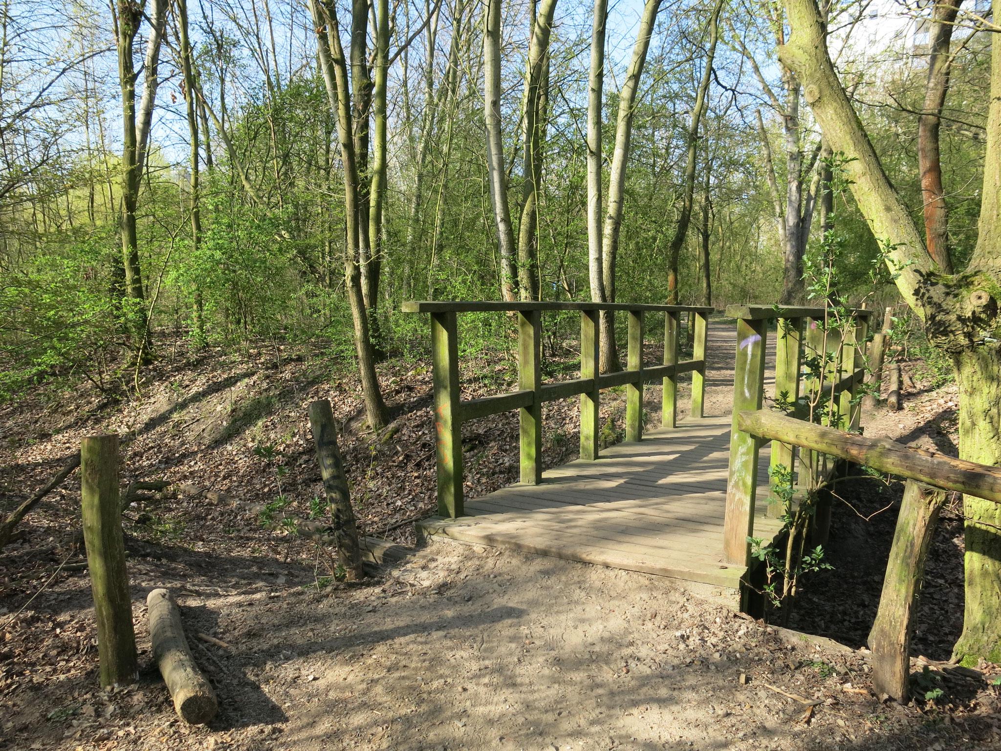 Tipp 3: Wuhle-Hönow-Weg