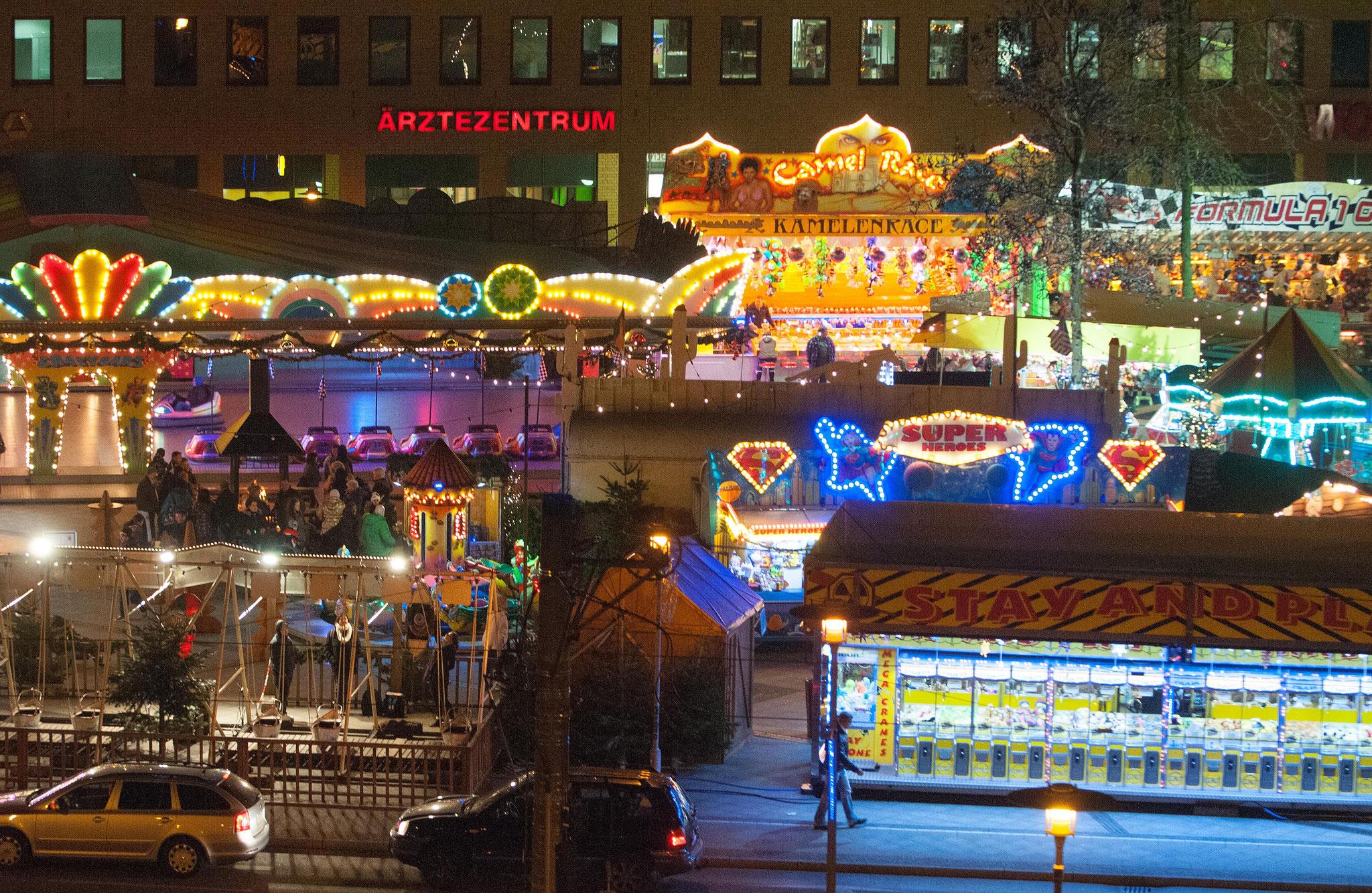 Täglich bis 23. Dezember, 11 bis 21 Uhr: Weihnachtsmarkt in Helle Mitte | © pressefoto-uhlemann.de