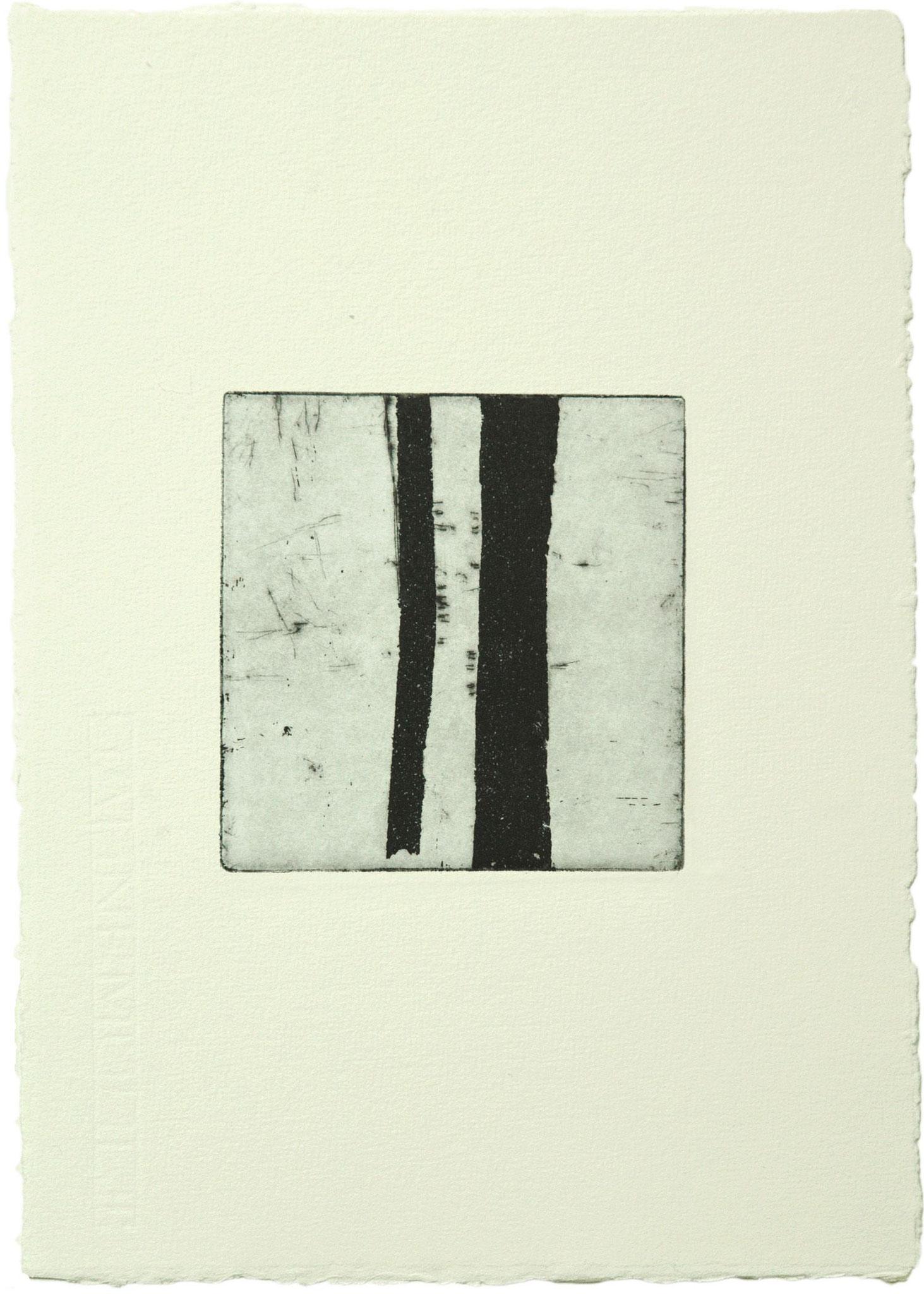 Susanne Wechtitsch: Radierung