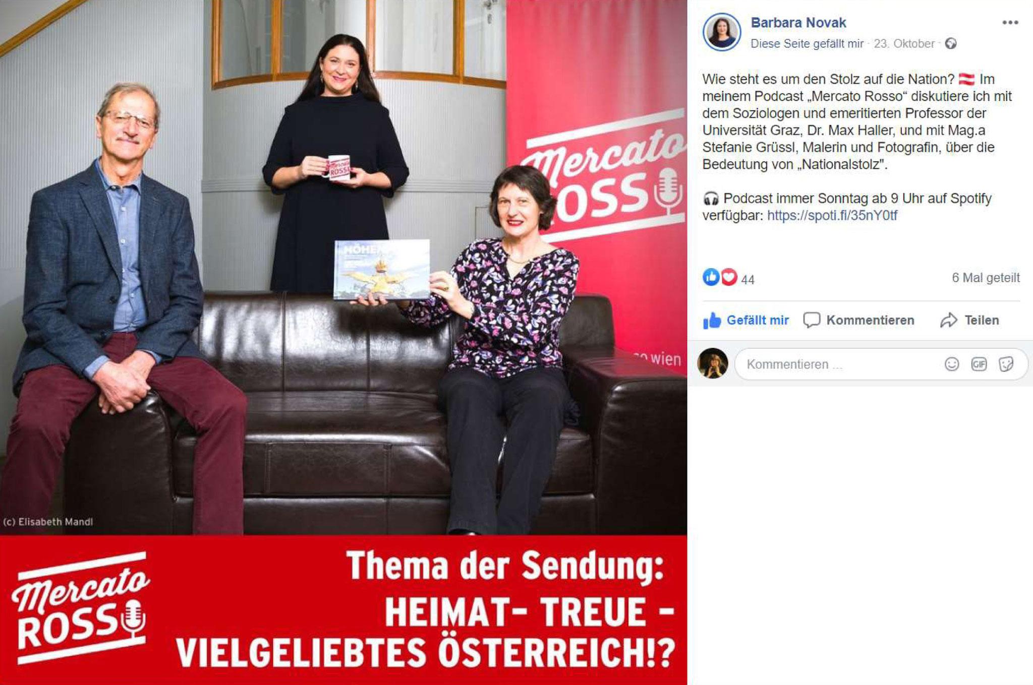 facebook zu Mercato Rosso