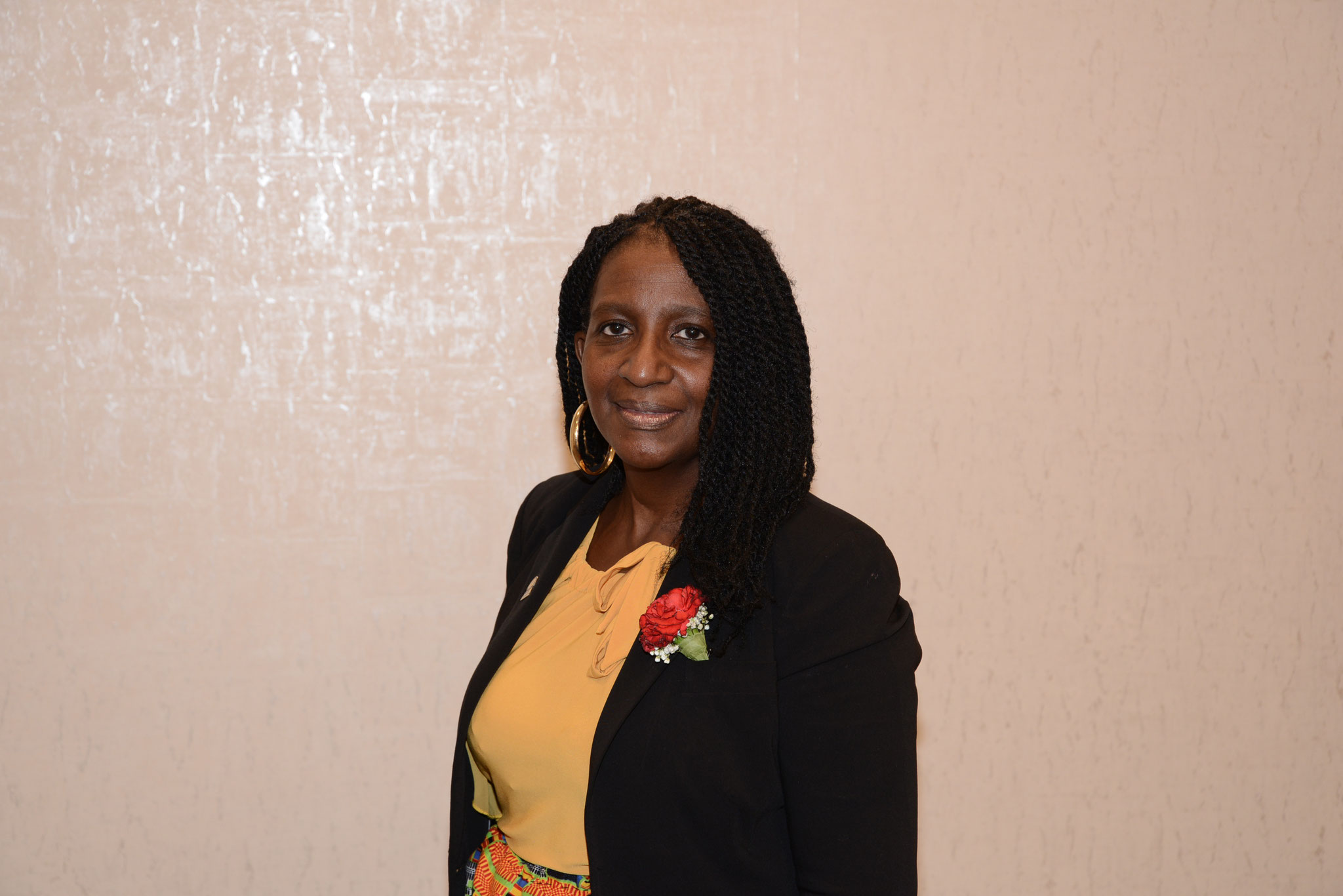 1st District President YF Dietra Harvey