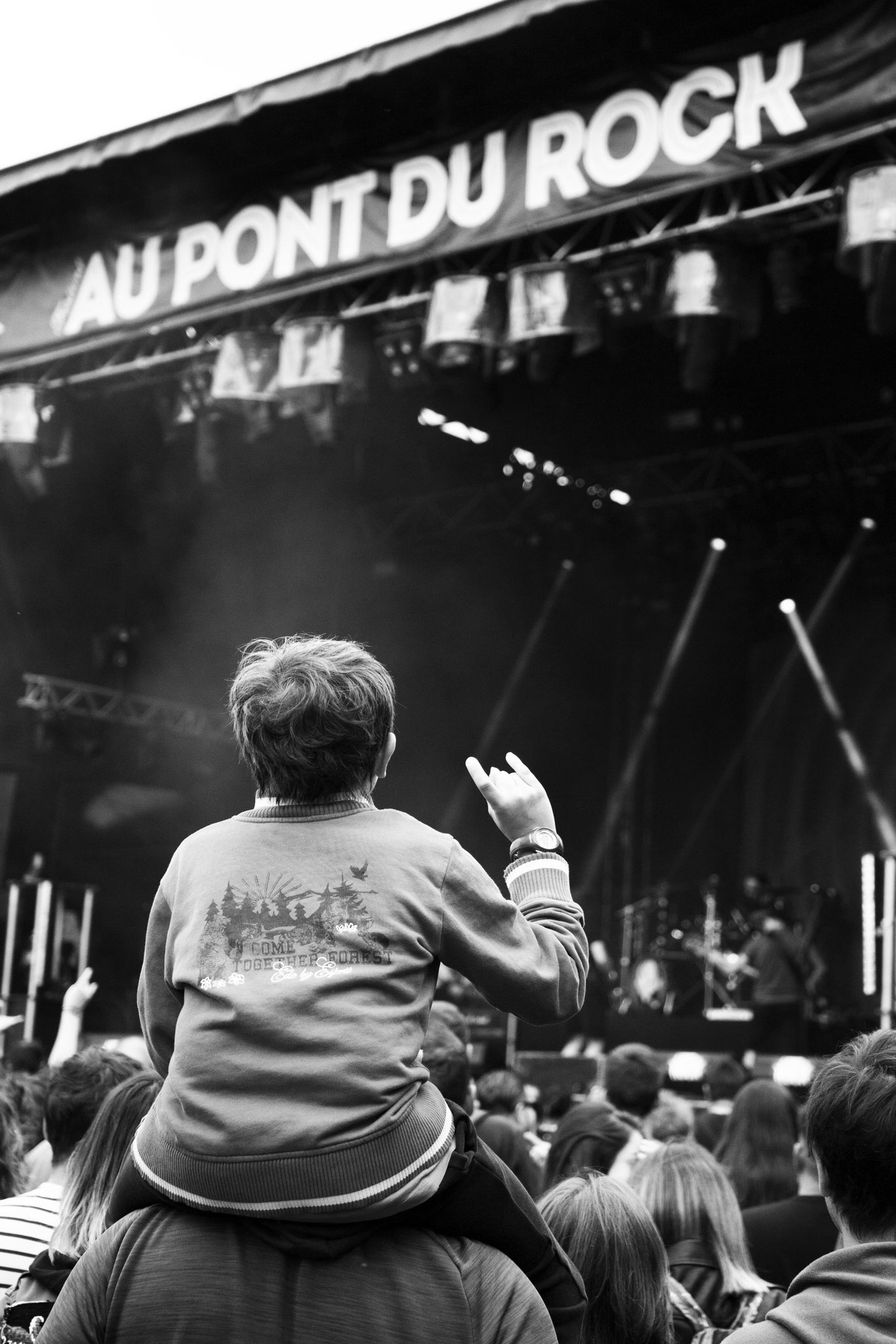 Festival Au Pont du Rock 2021. ©Clémence Rougetet