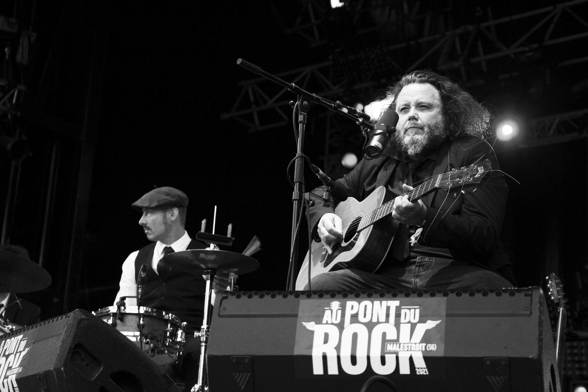The Inspector Cluzo - Festival Au Pont du Rock 2021. ©Clémence Rougetet