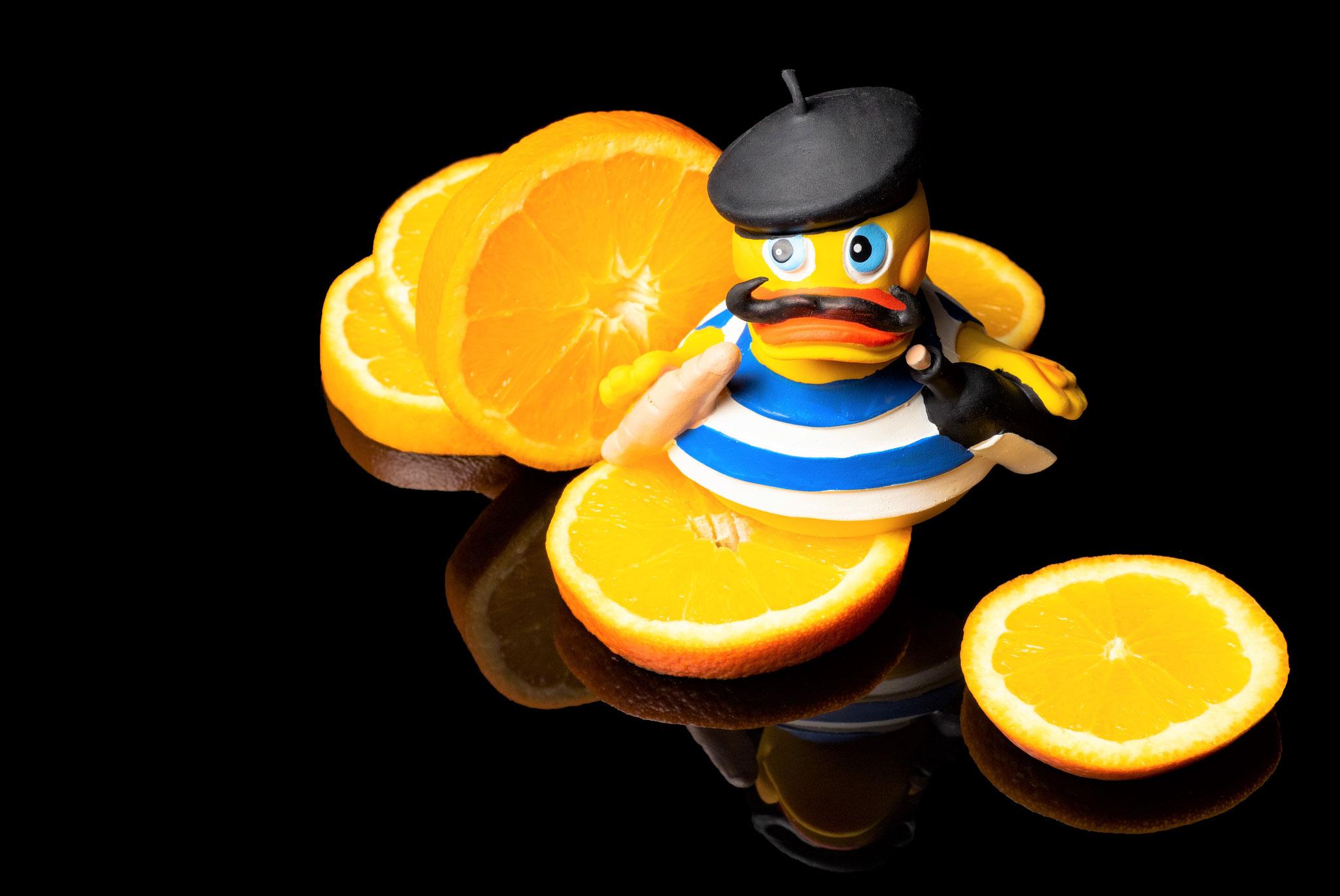 Ente a l'orange