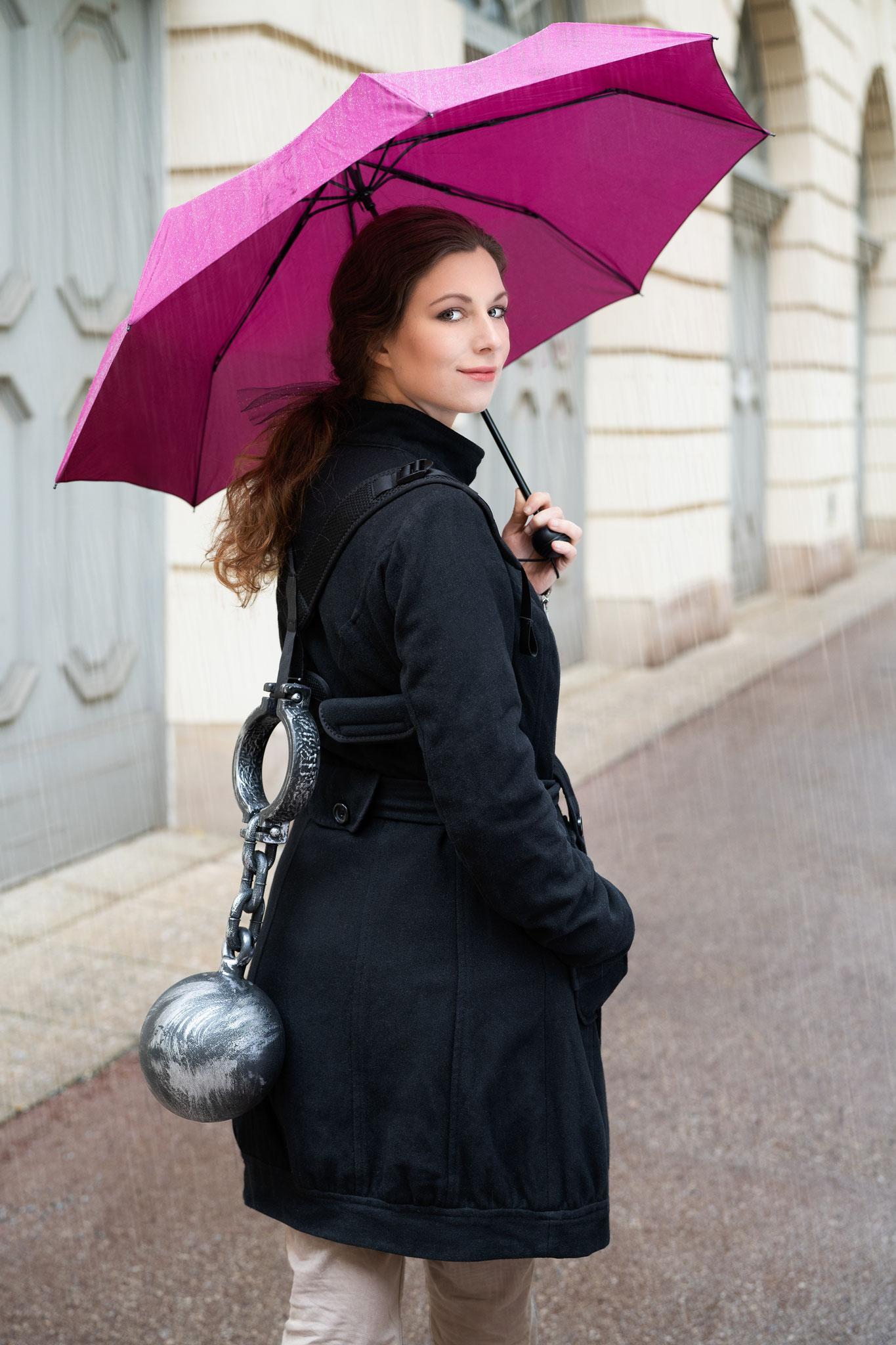 LATISSIMA - Gerade bei Regen…