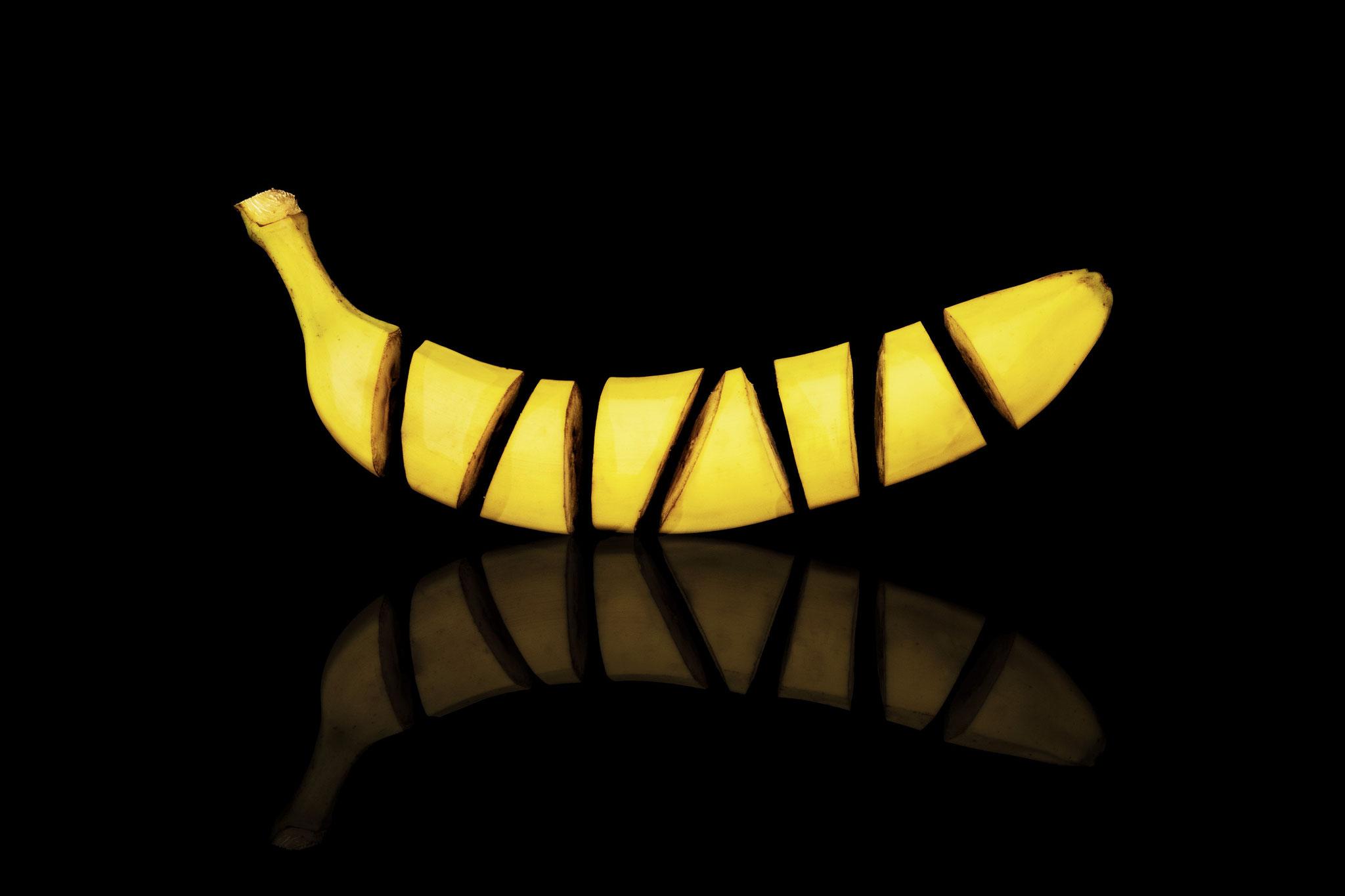 Bananensplit