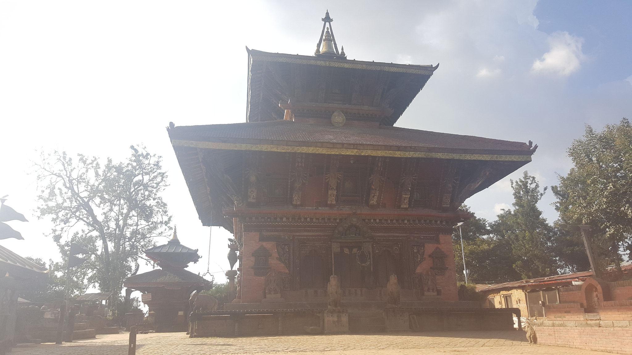 Der Changu Narayan Tempel