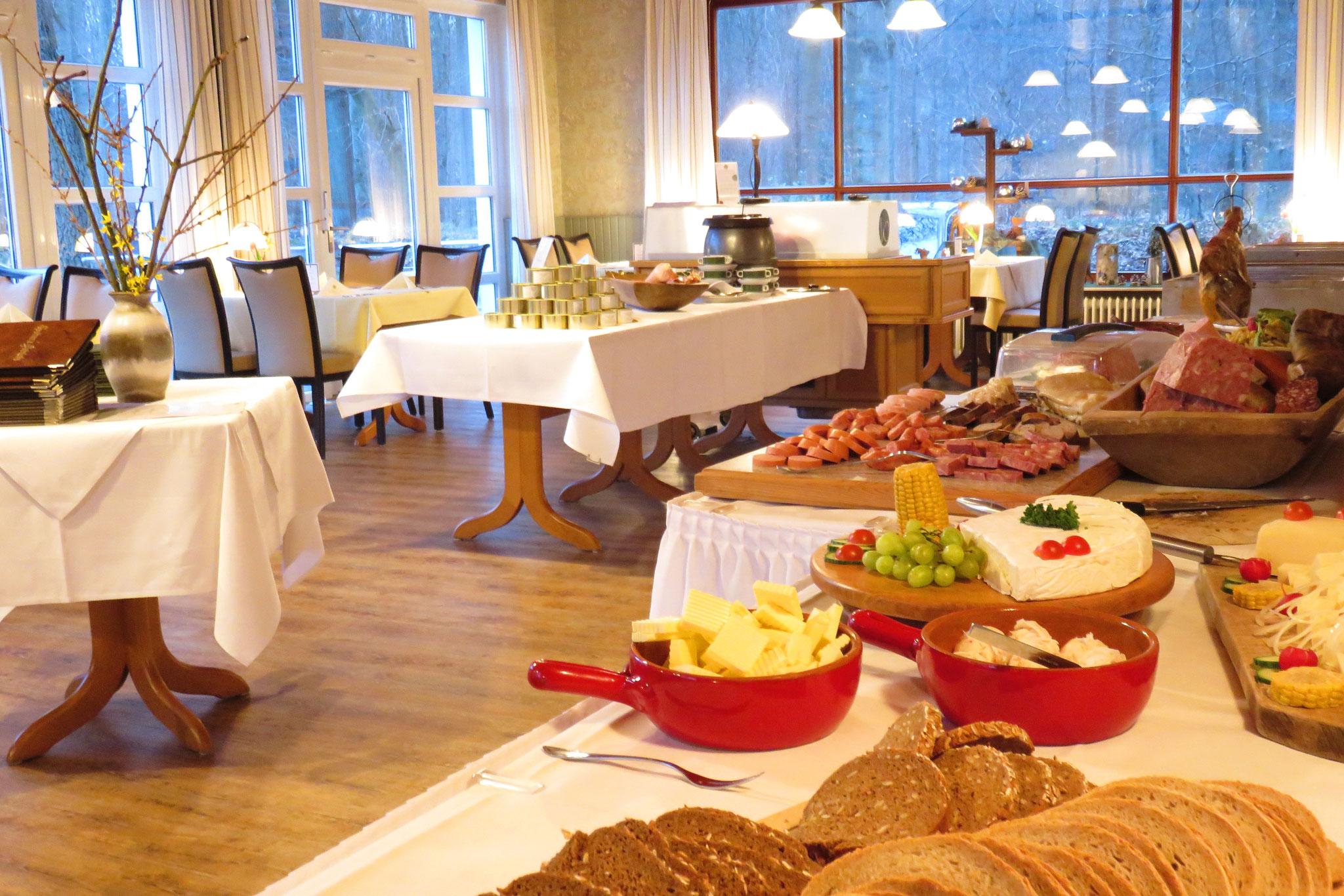Familienfeiern und Veranstaltungen im Restaurant Waldesruh