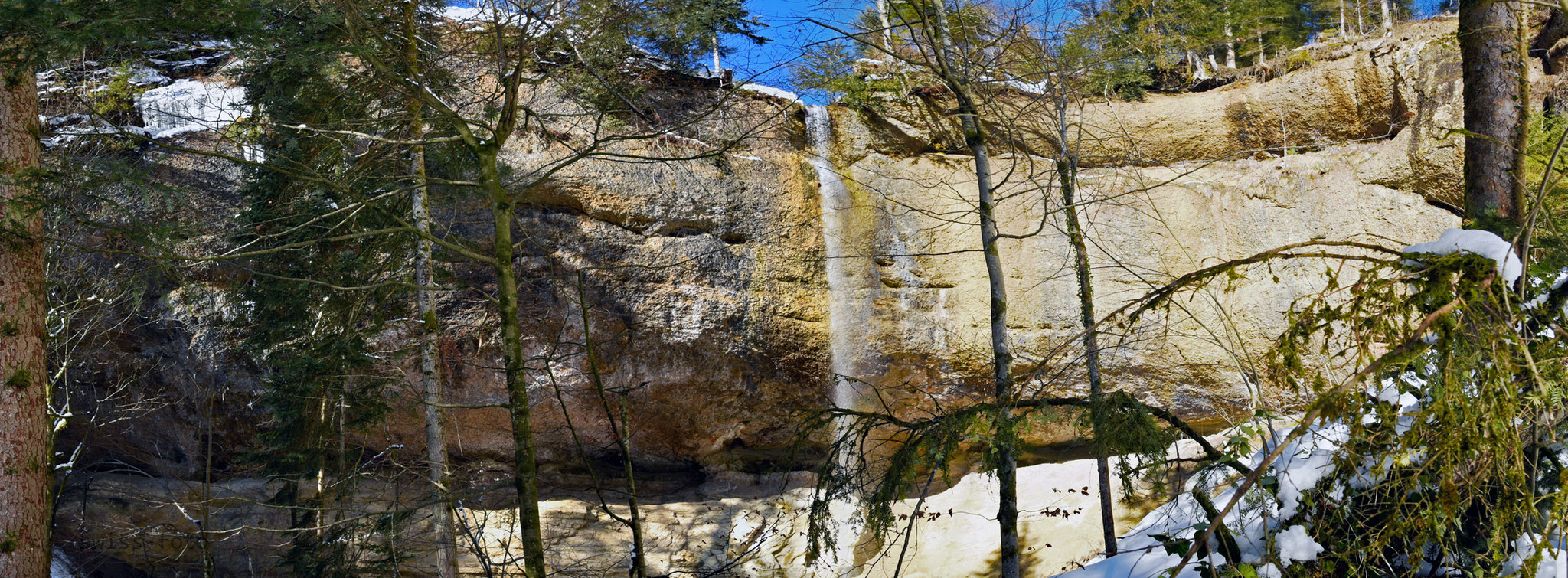 Geiselgubel Wasserfall