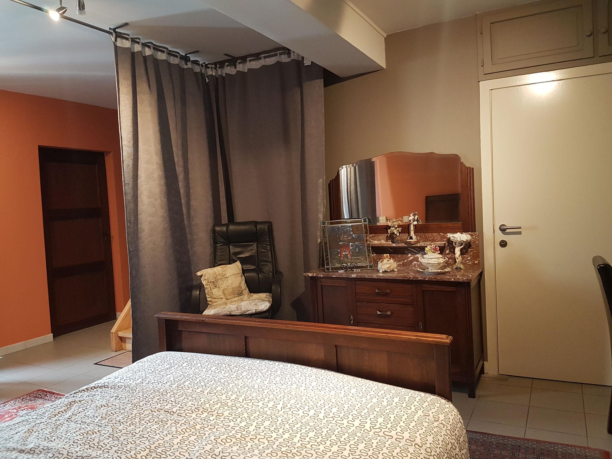 Slaapkamer gelijkvloers