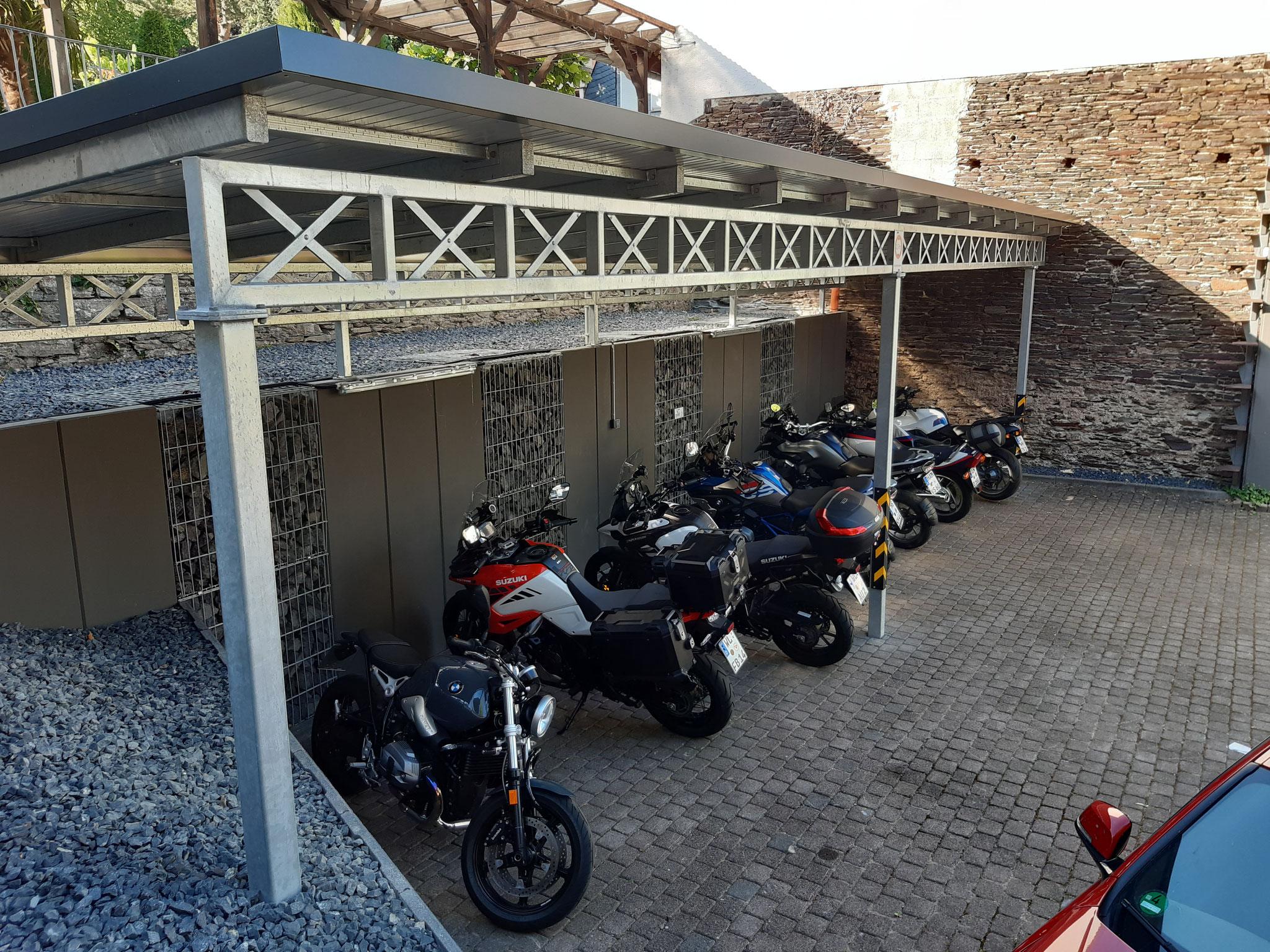 Der 'Motoport'