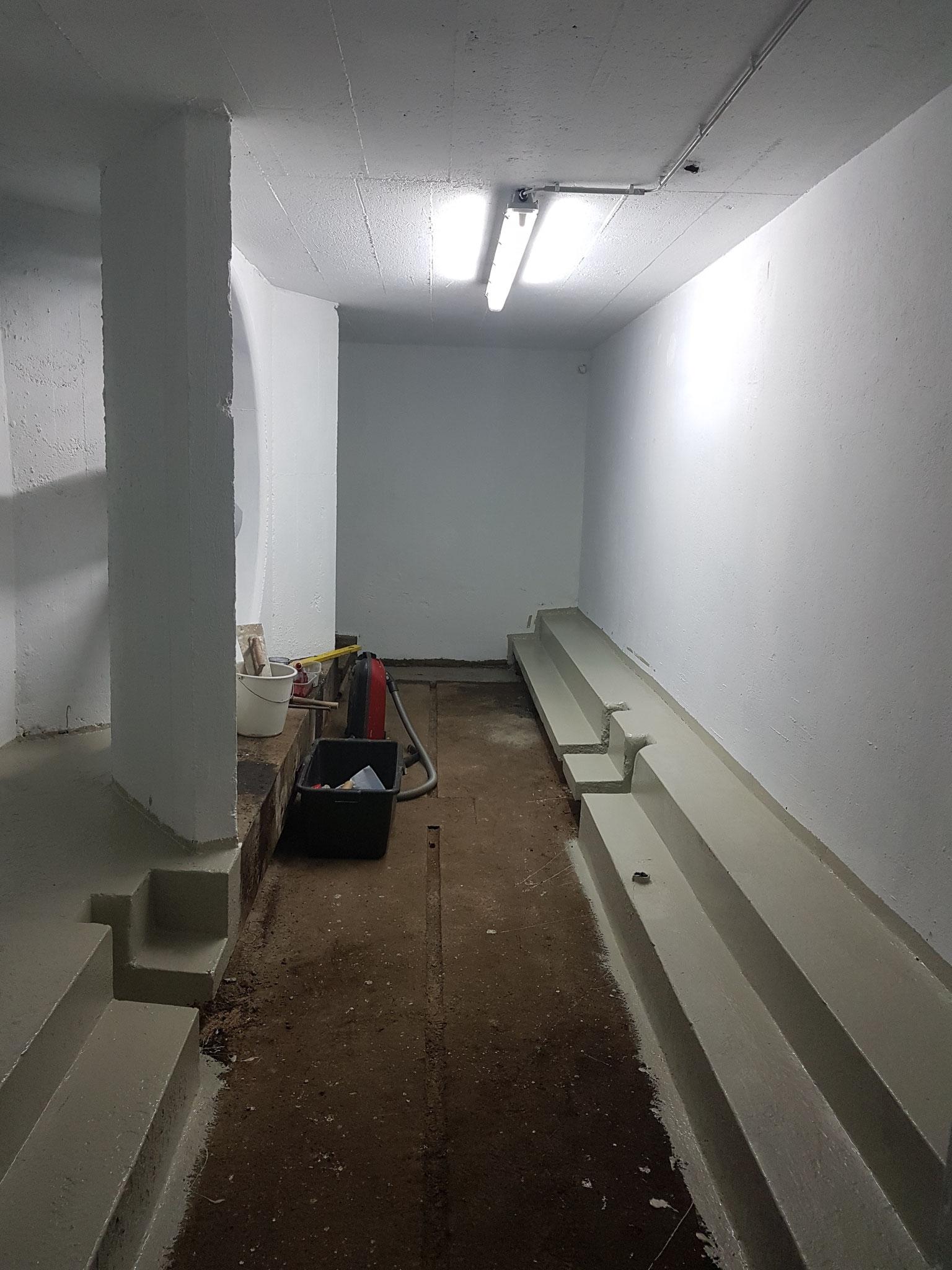 04.09.2018 Sanierung Boden