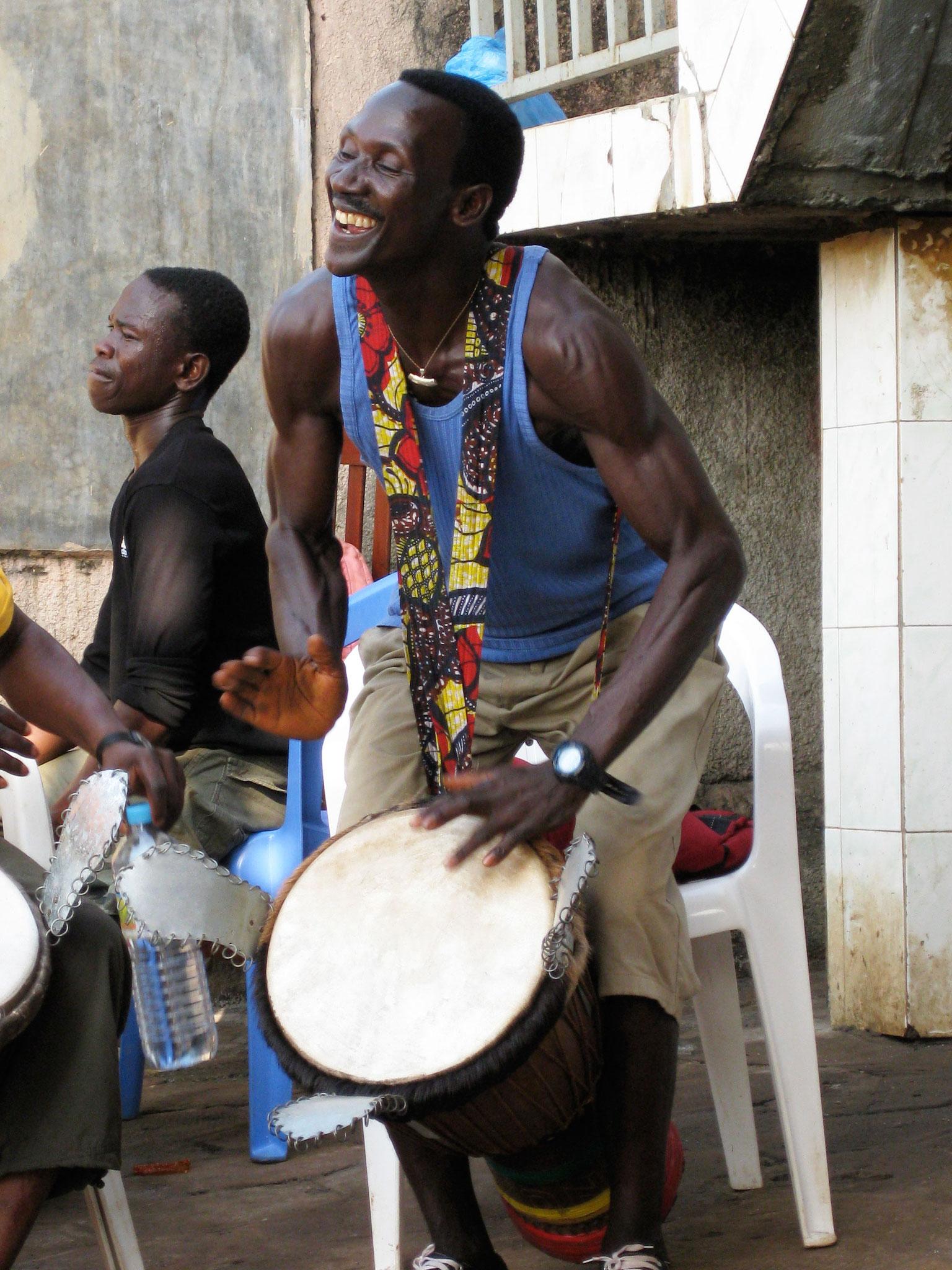 Sayon in Guinea