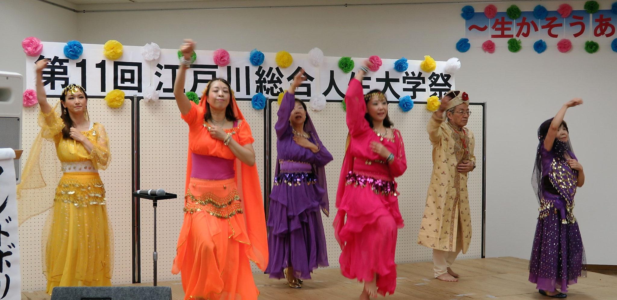 インドダンサーズ:ボリウッドダンス