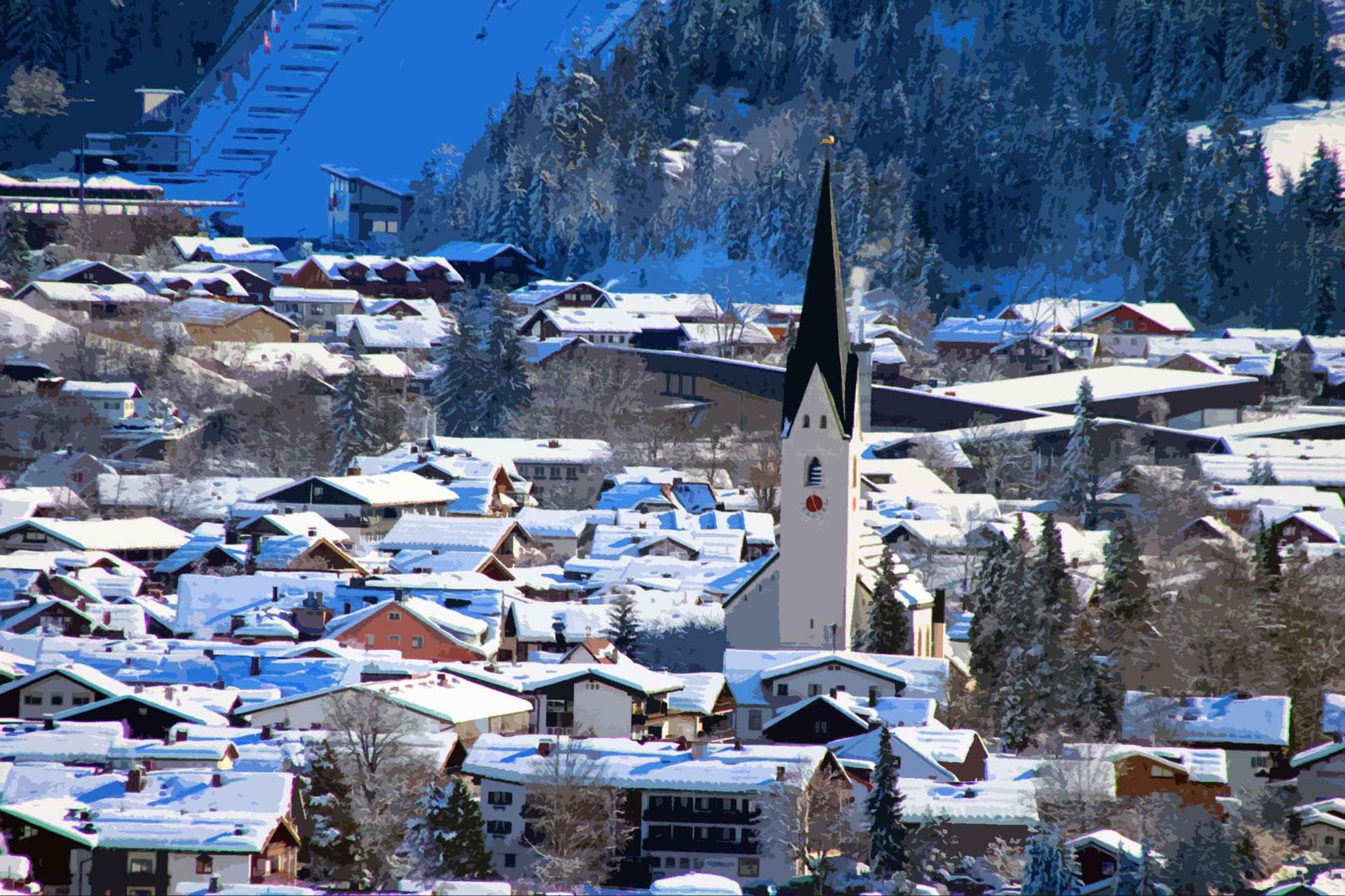 Oberstdorf – Wintertraum