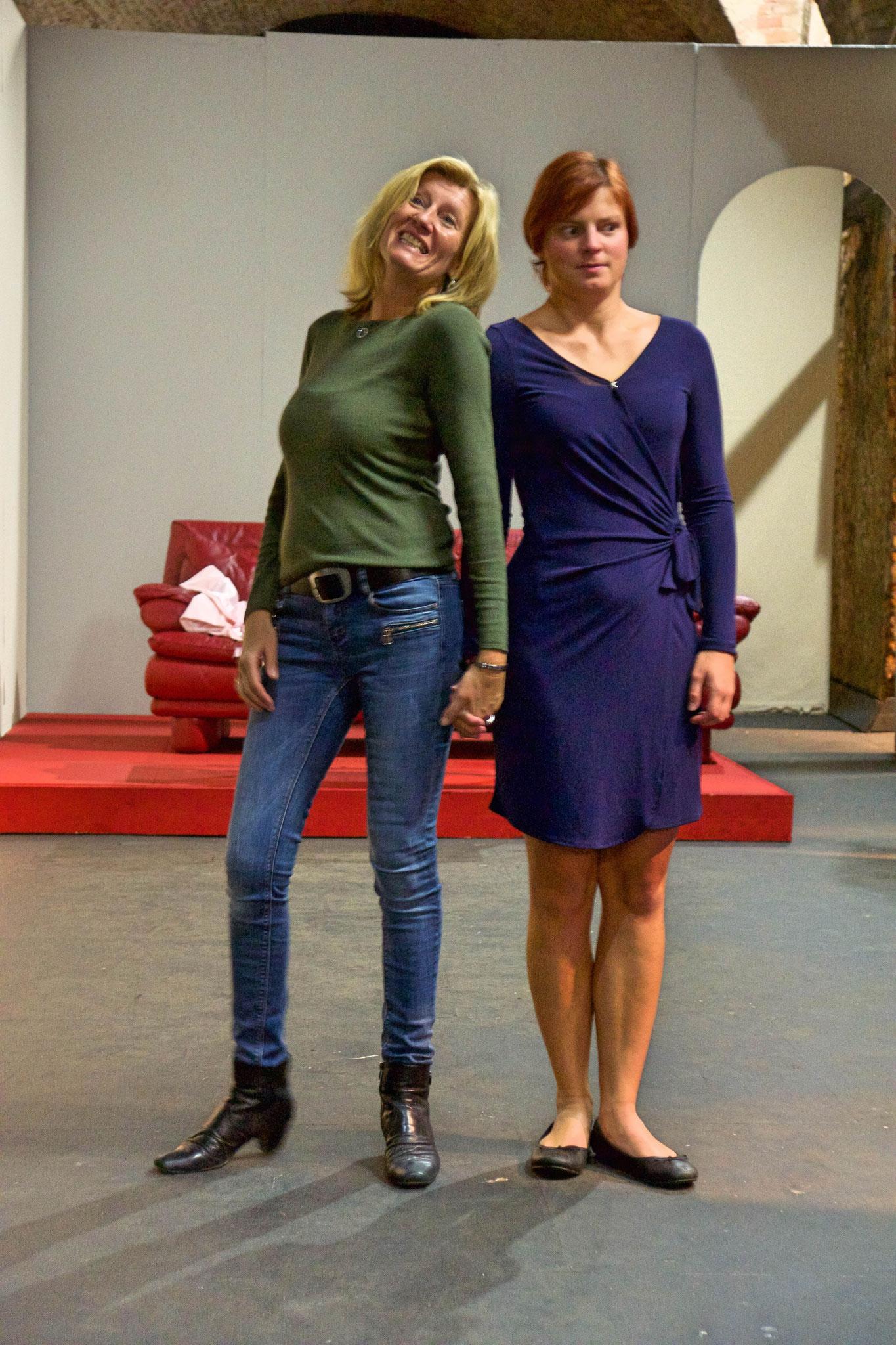 Petra Kamptner, Antonietta Hintringer