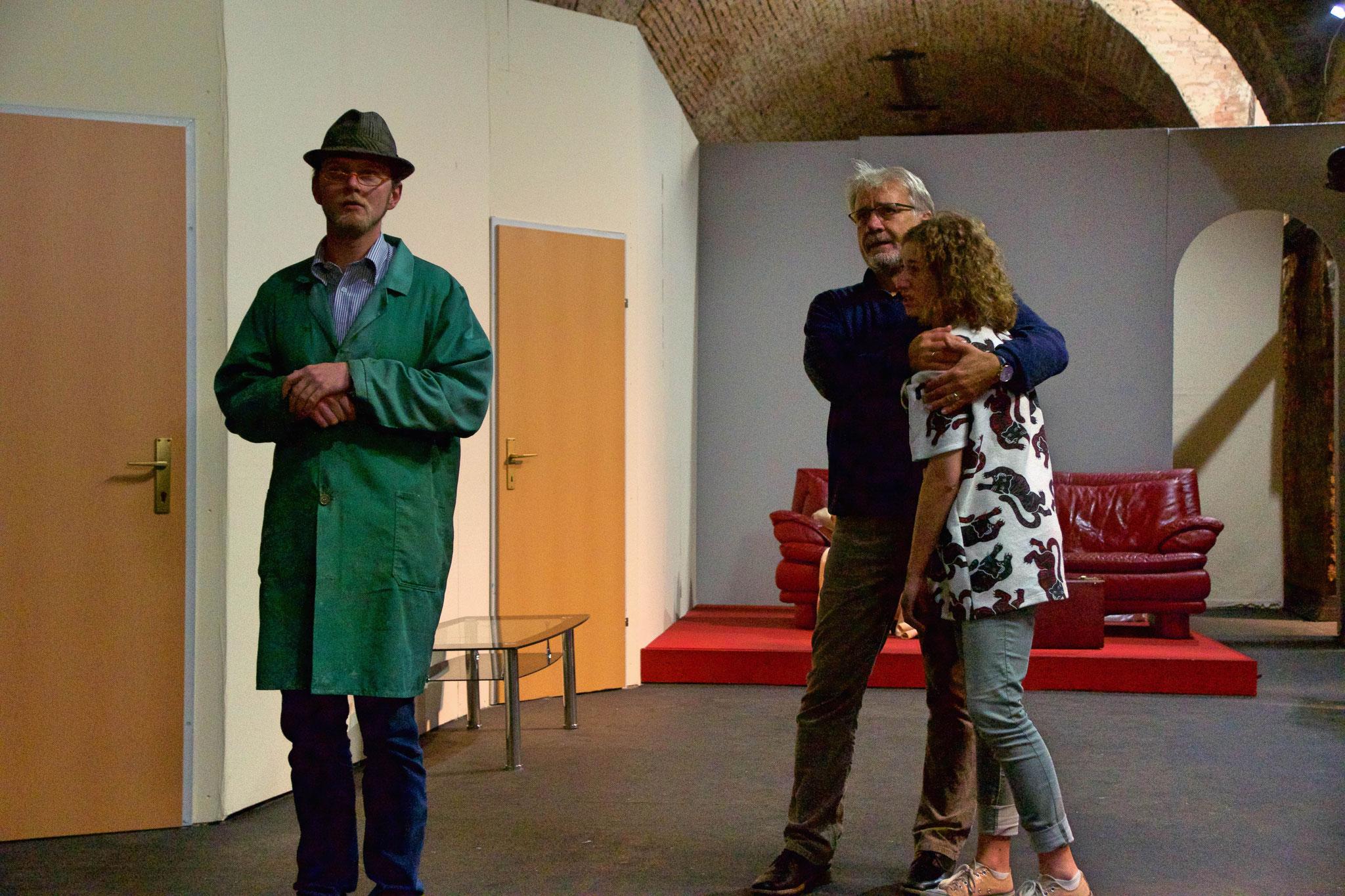 Daniel Reiter, Kurt Engelmann, Viktoria Rauchenberger