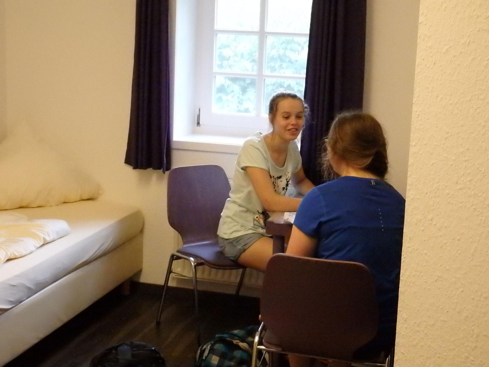 Zimmer 4 (Janne und Annika)