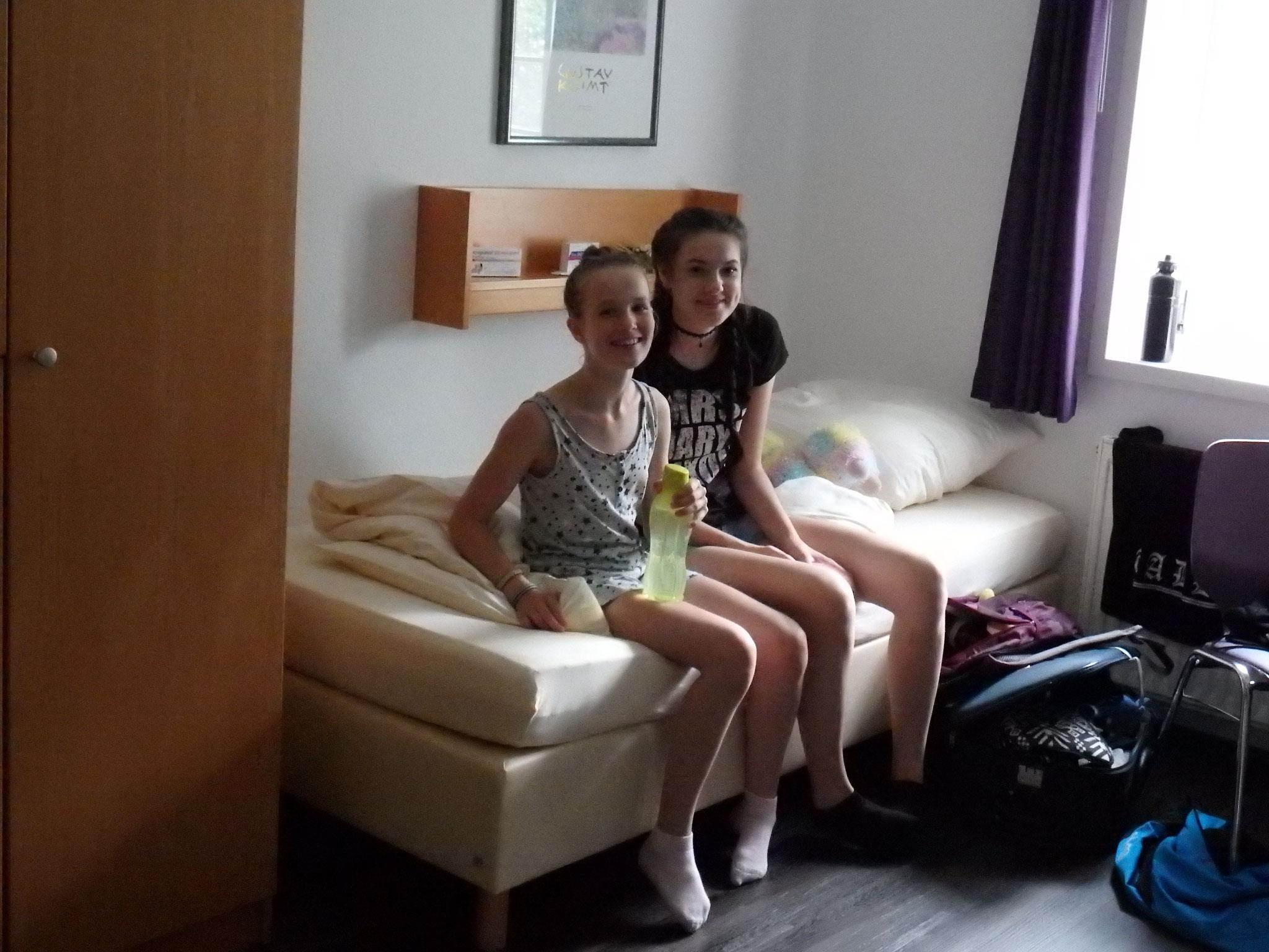 Zimmer 3 (Lara und Johanna)