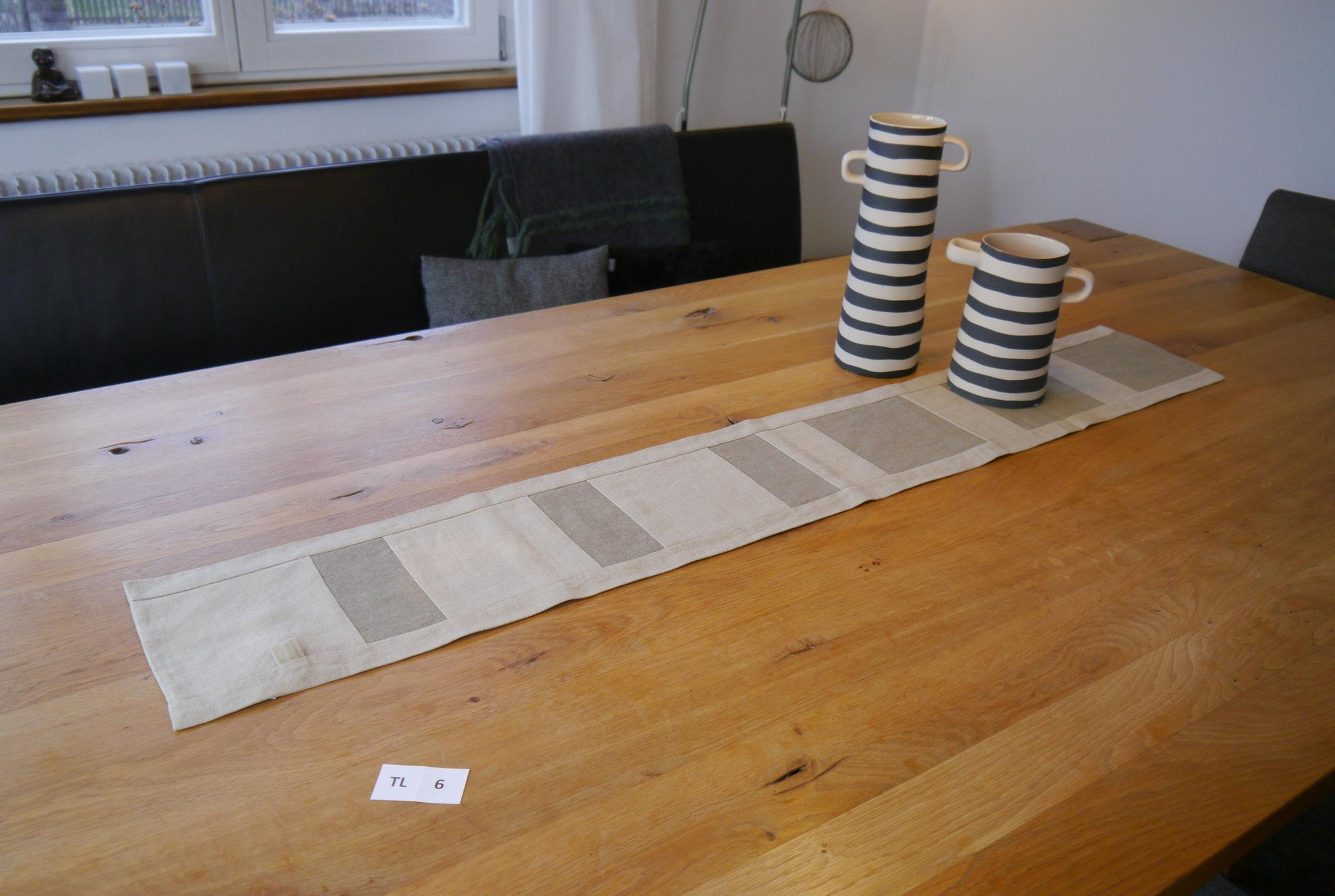 TL 6: 120 x 19 cm * Leinen * 44,90 €