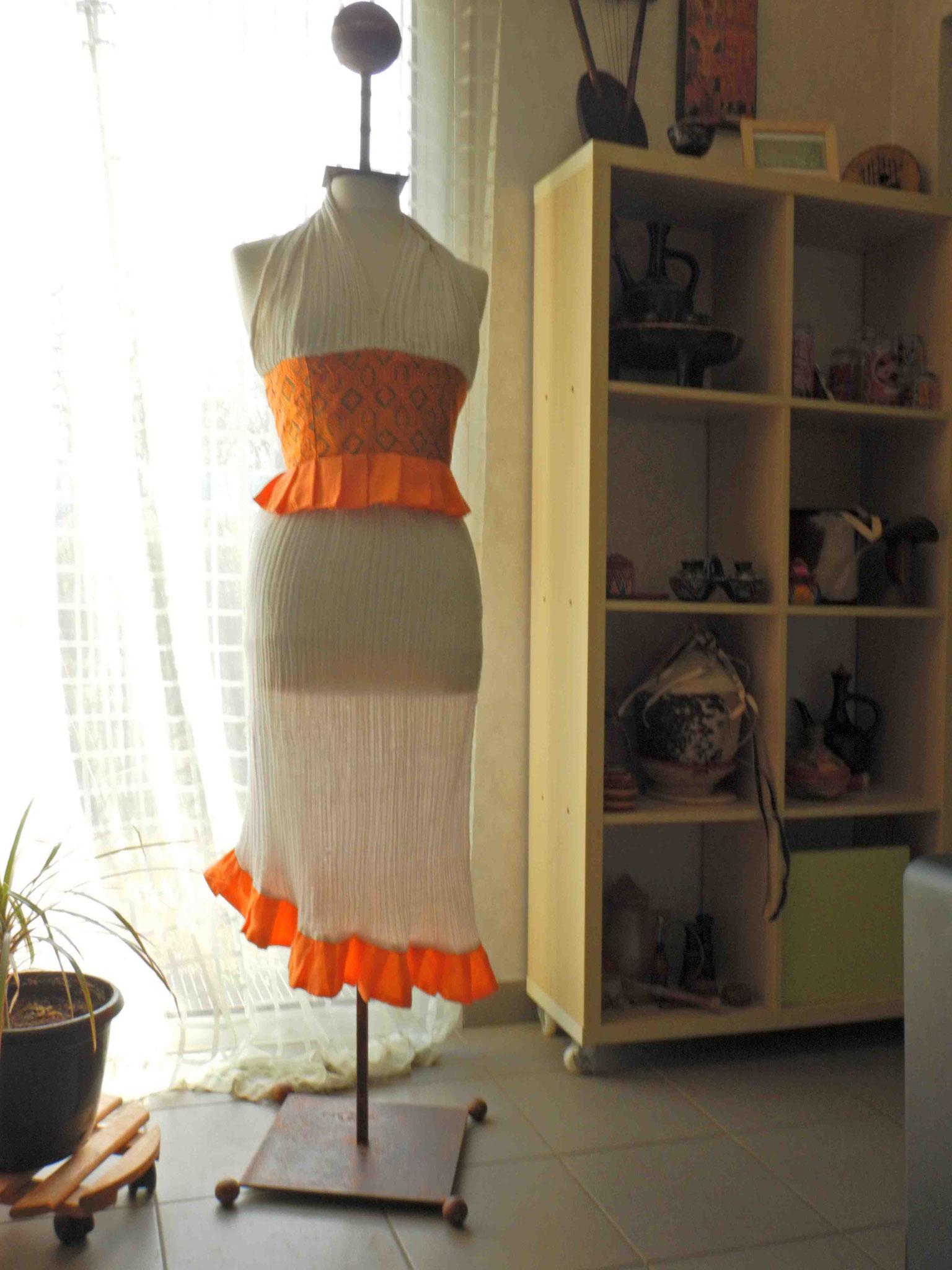 Robe Habesha éthiopienne Coton Ethiopie Artisanat ethiopien Epices made by locals Café Ethiopie solidaire équitable textils voyage Ethiopie