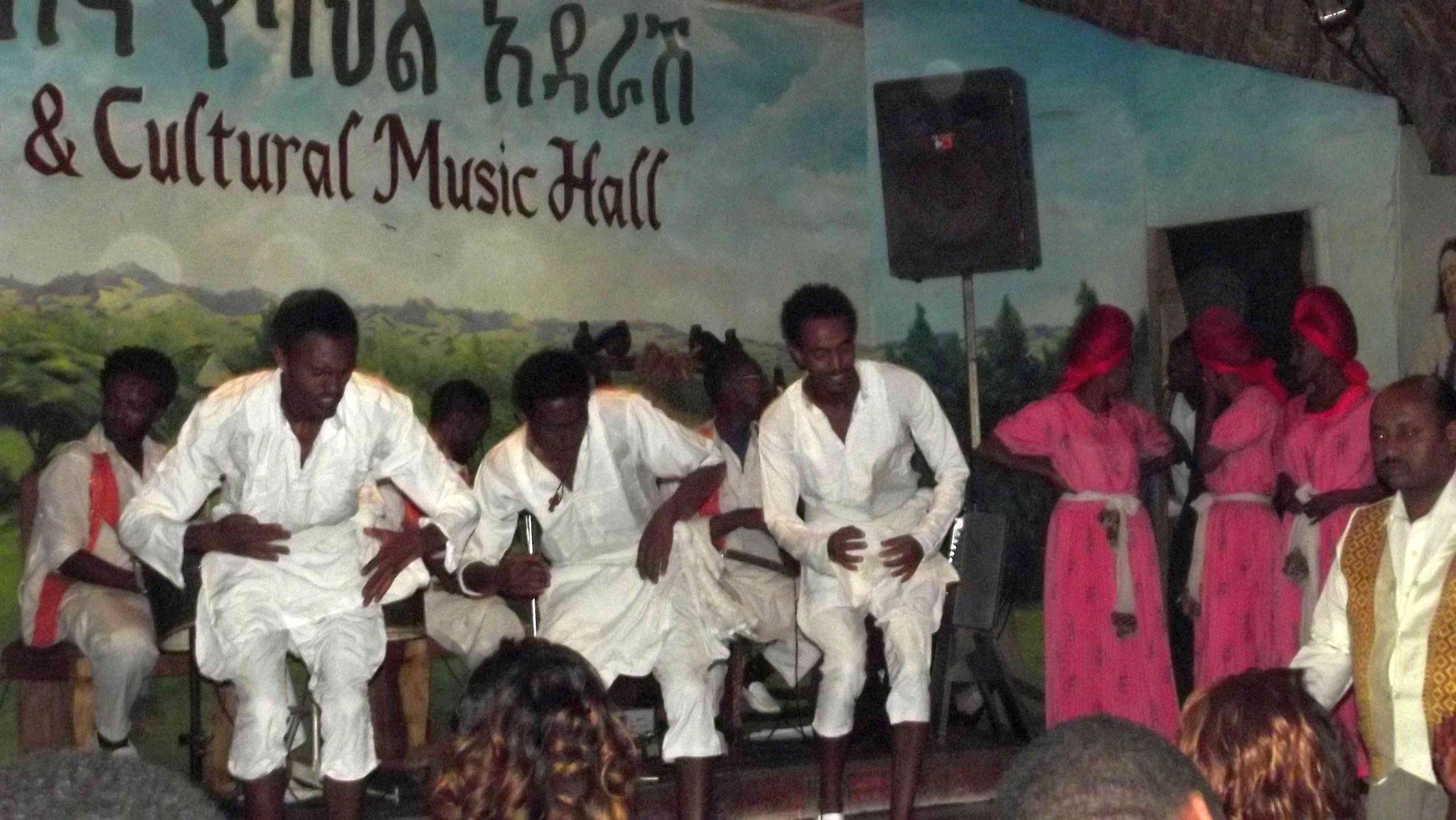 Danseurs éthiopiens de Dassalech