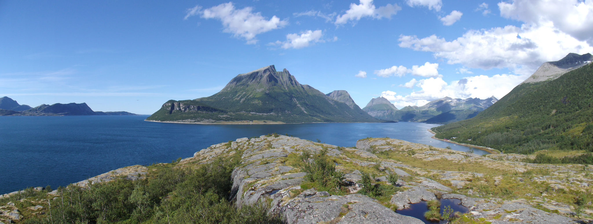 Kystvei nach Bodø