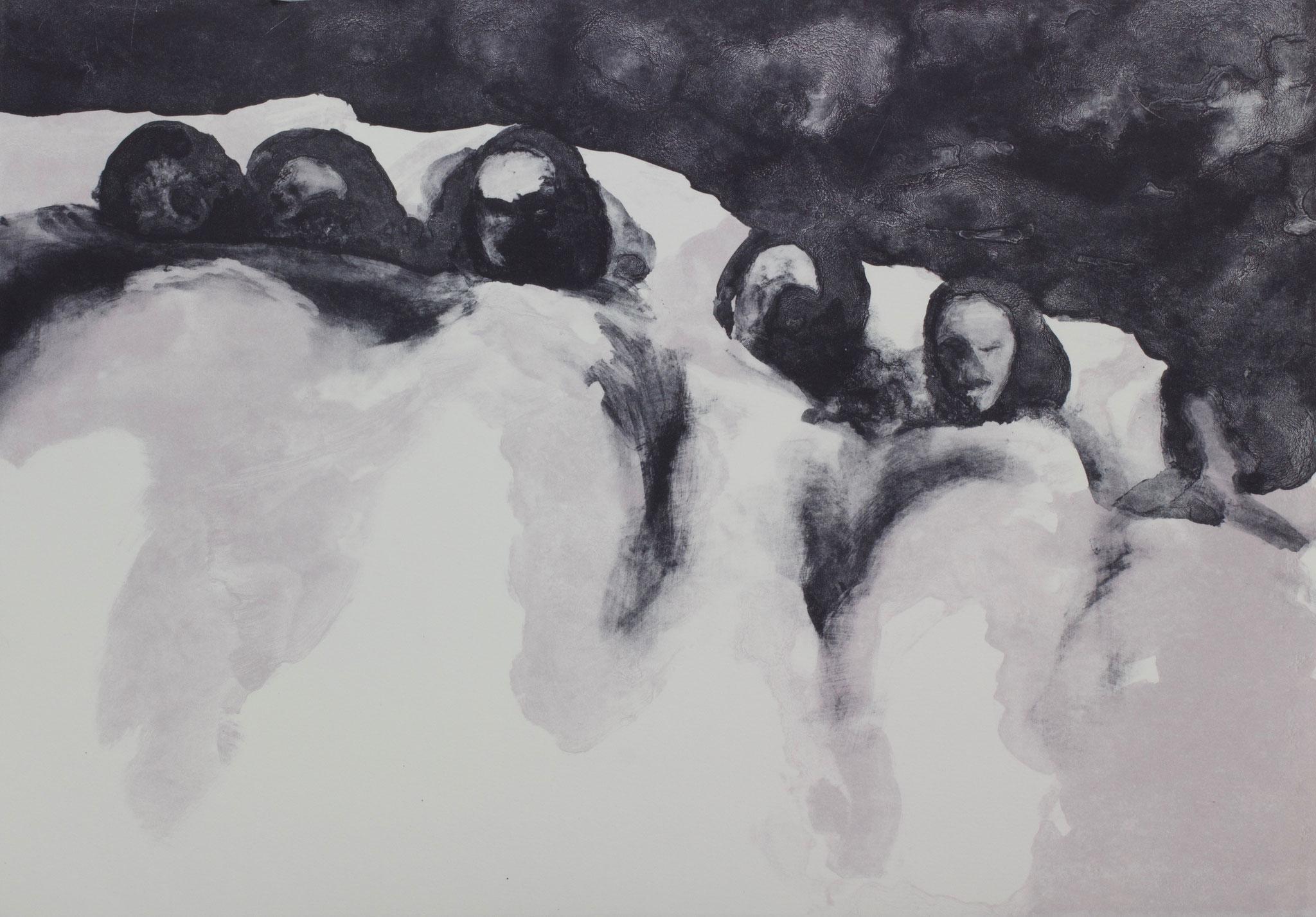Träume 29,7 × 42,0 cm