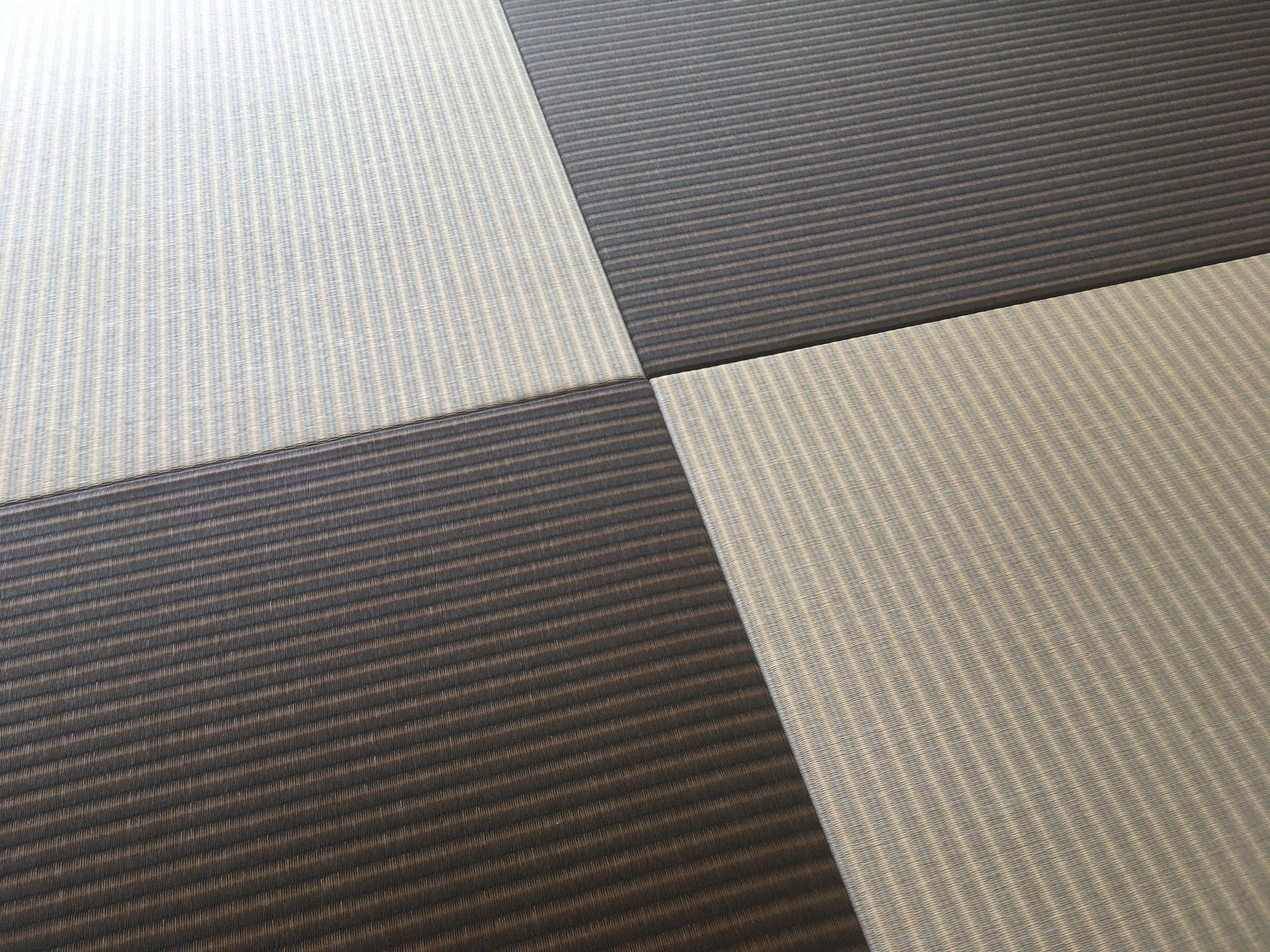 和紙畳 ストライプ№02 №03