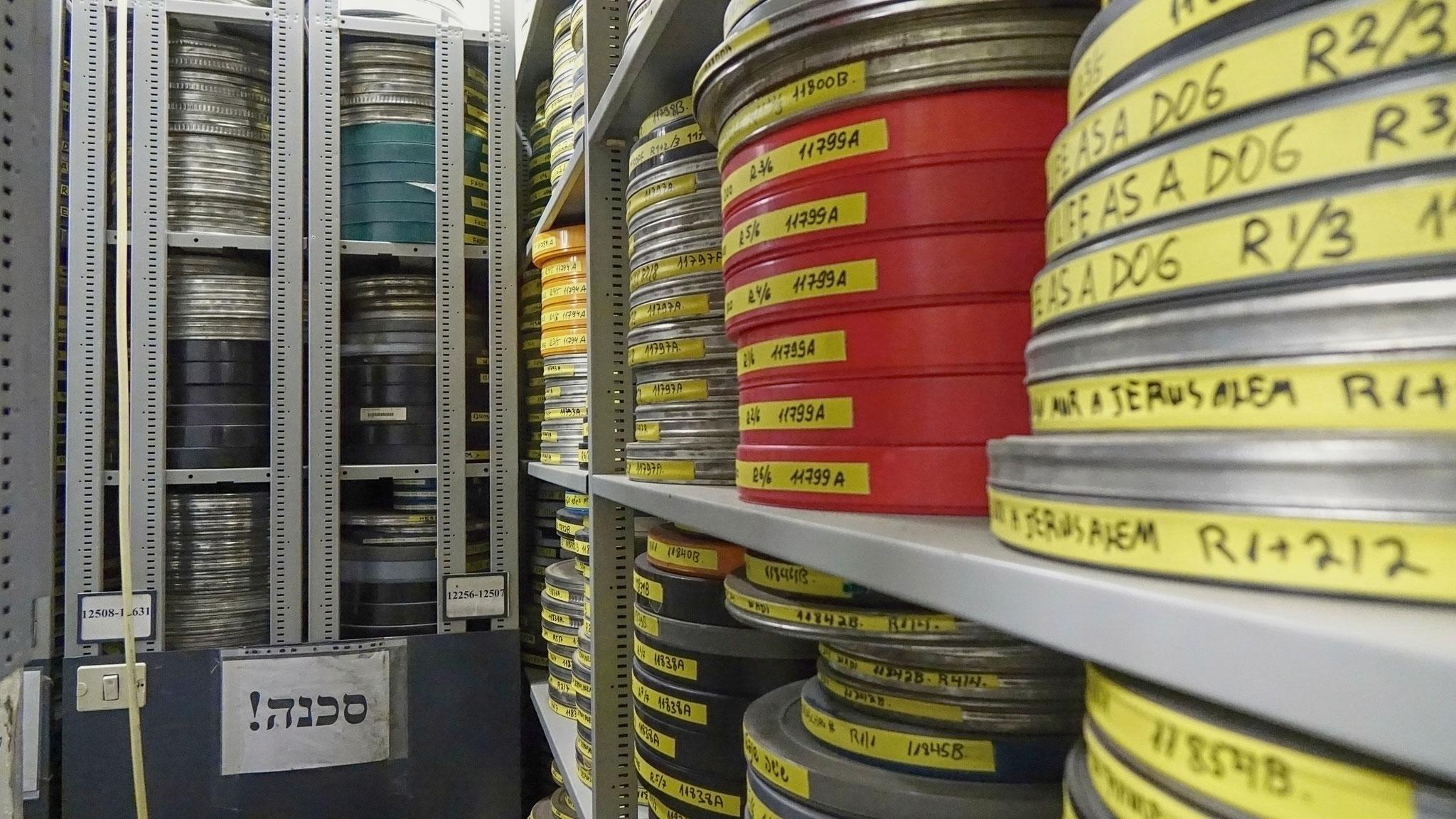 Im Filmarchiv