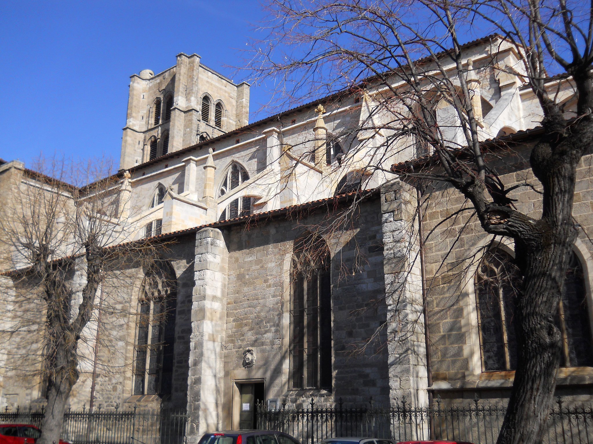 Collégiale Notre Dame à Montbrison