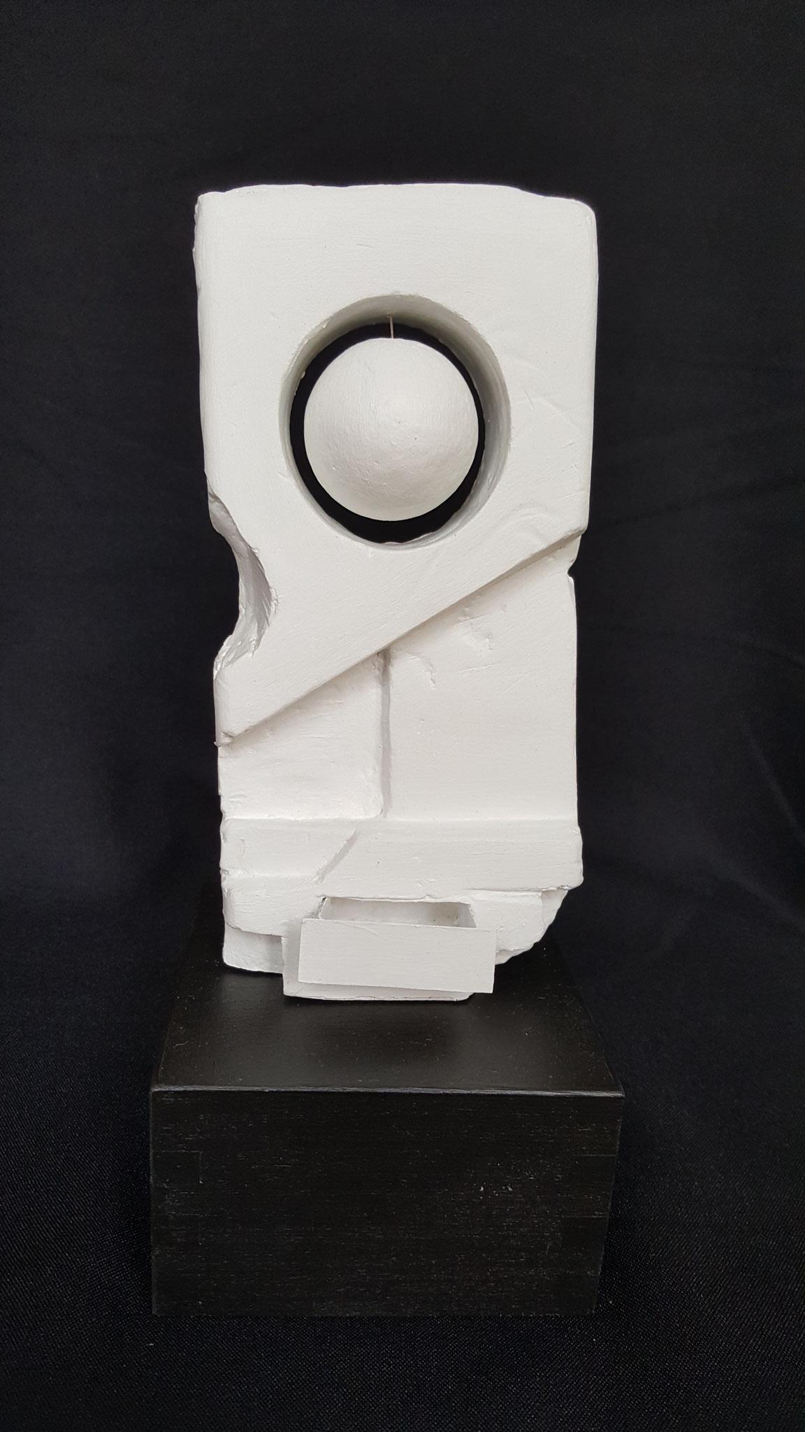 Incrustaciones, 2018, 25 x 10 x 10 cm, Object