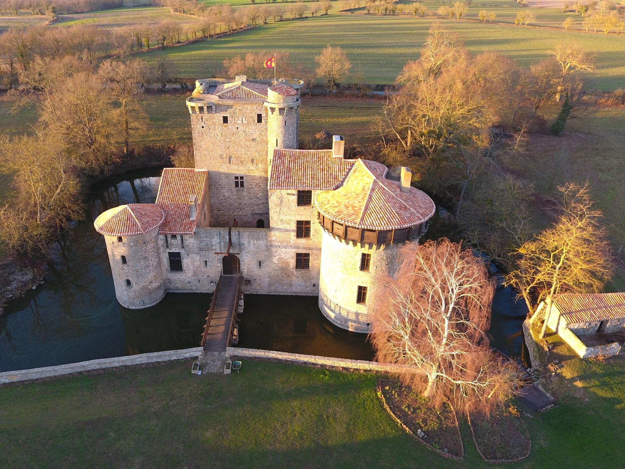 Chambres d'hotes du Chateau-fort de Tennessus