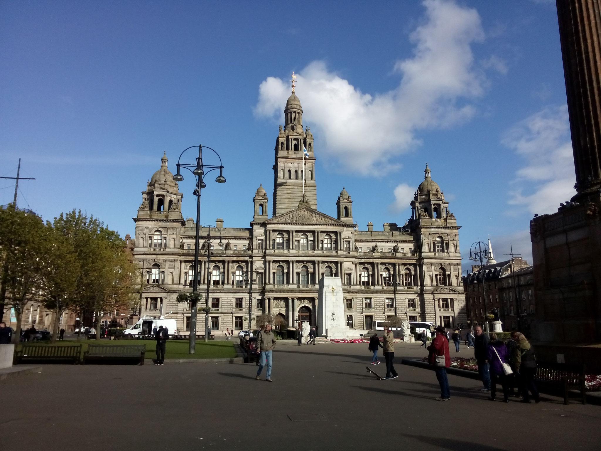 Townhall Glasgow