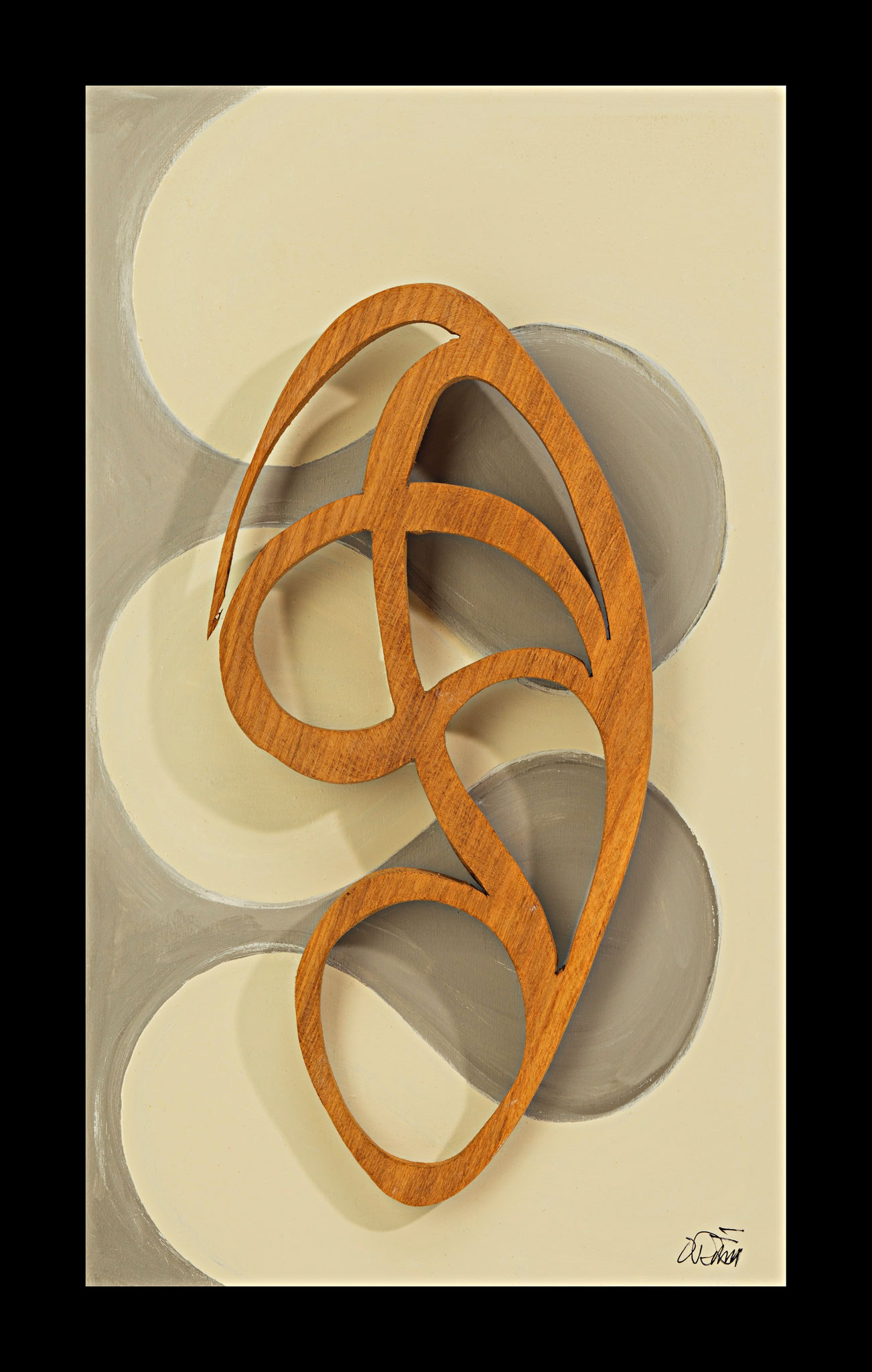 music tones 54 h -32 cm b