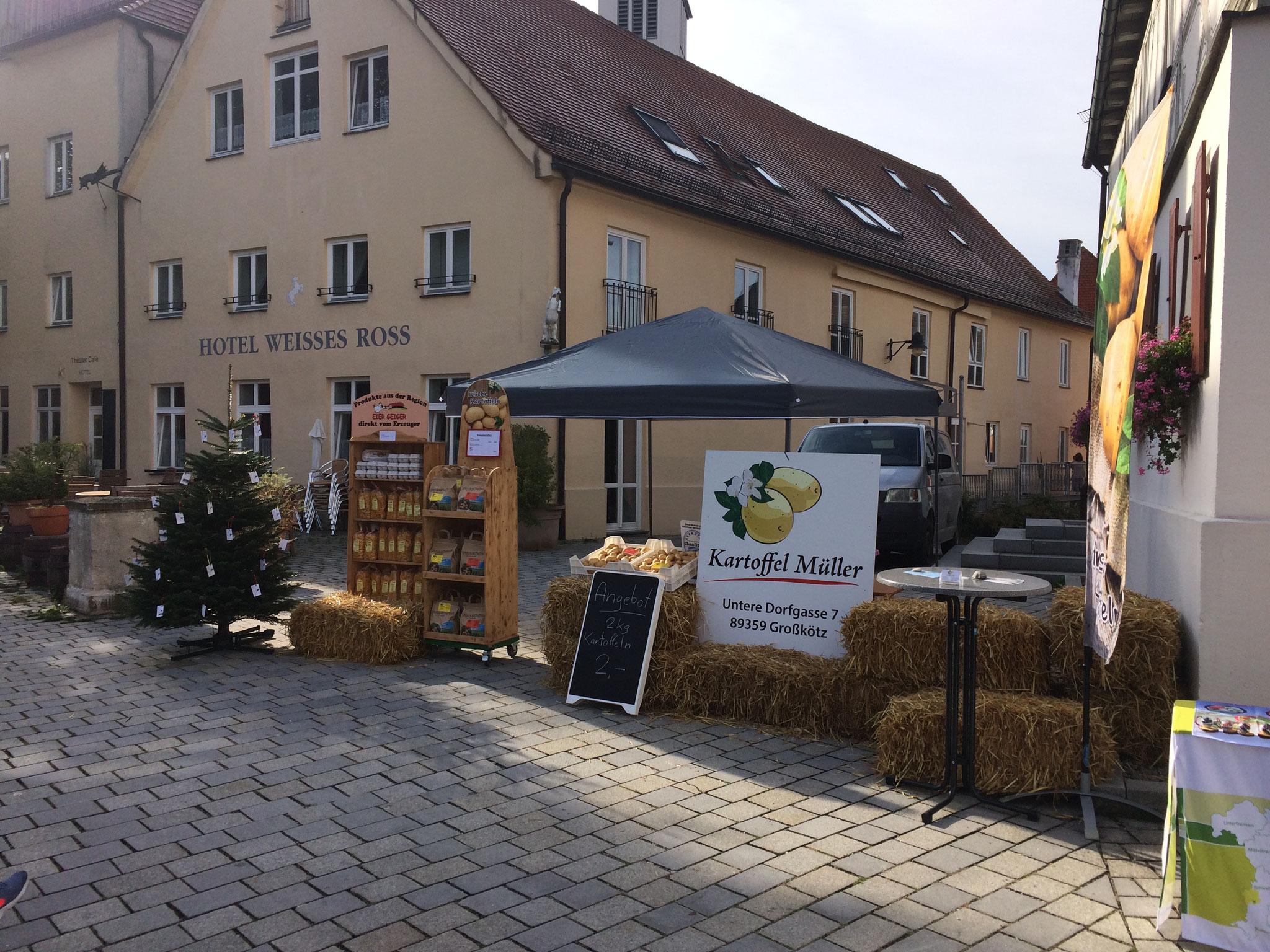 Bauernmarkt Ichenhausen