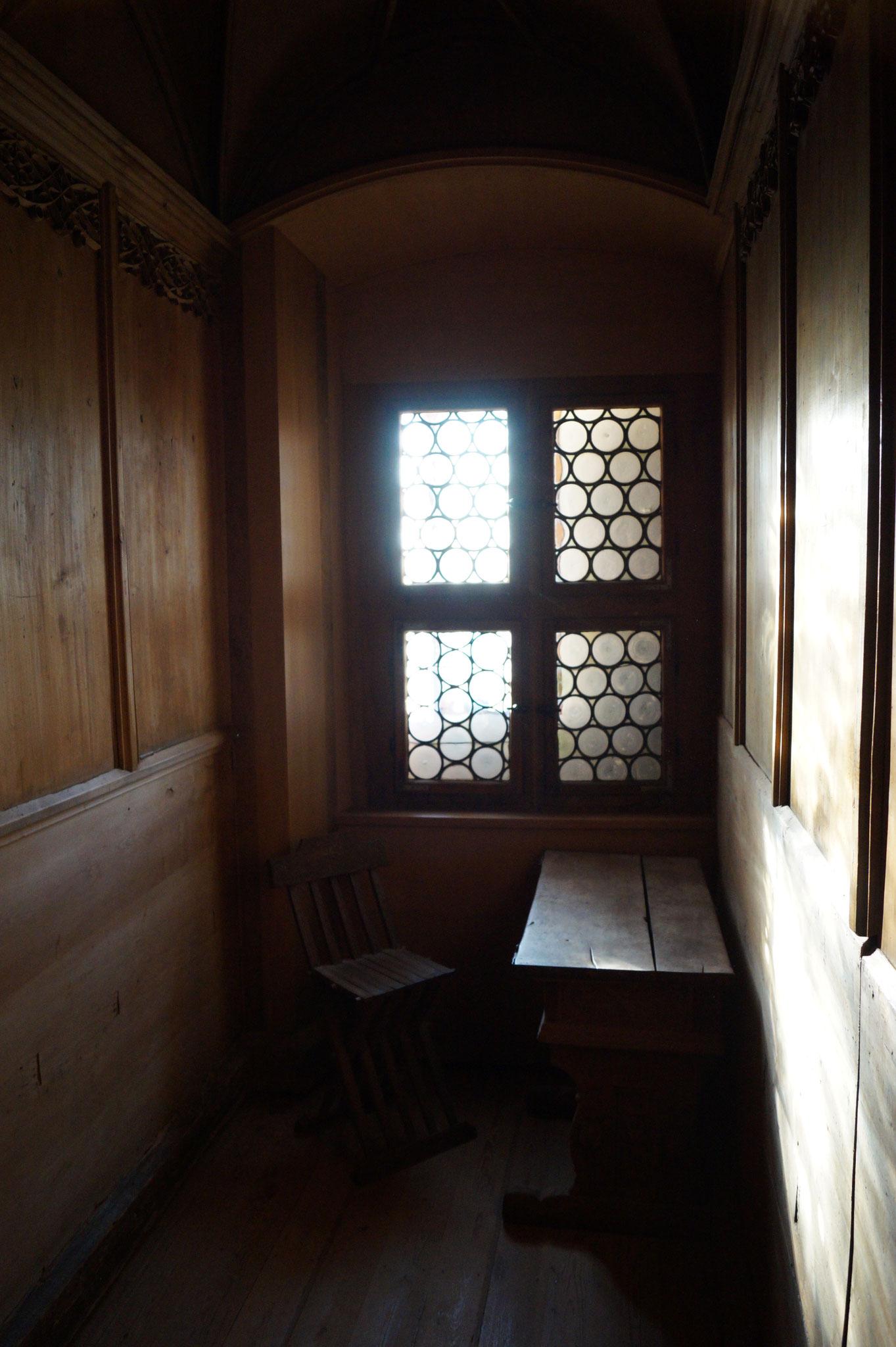 Endzustand Rekonstruktion der Fensternische