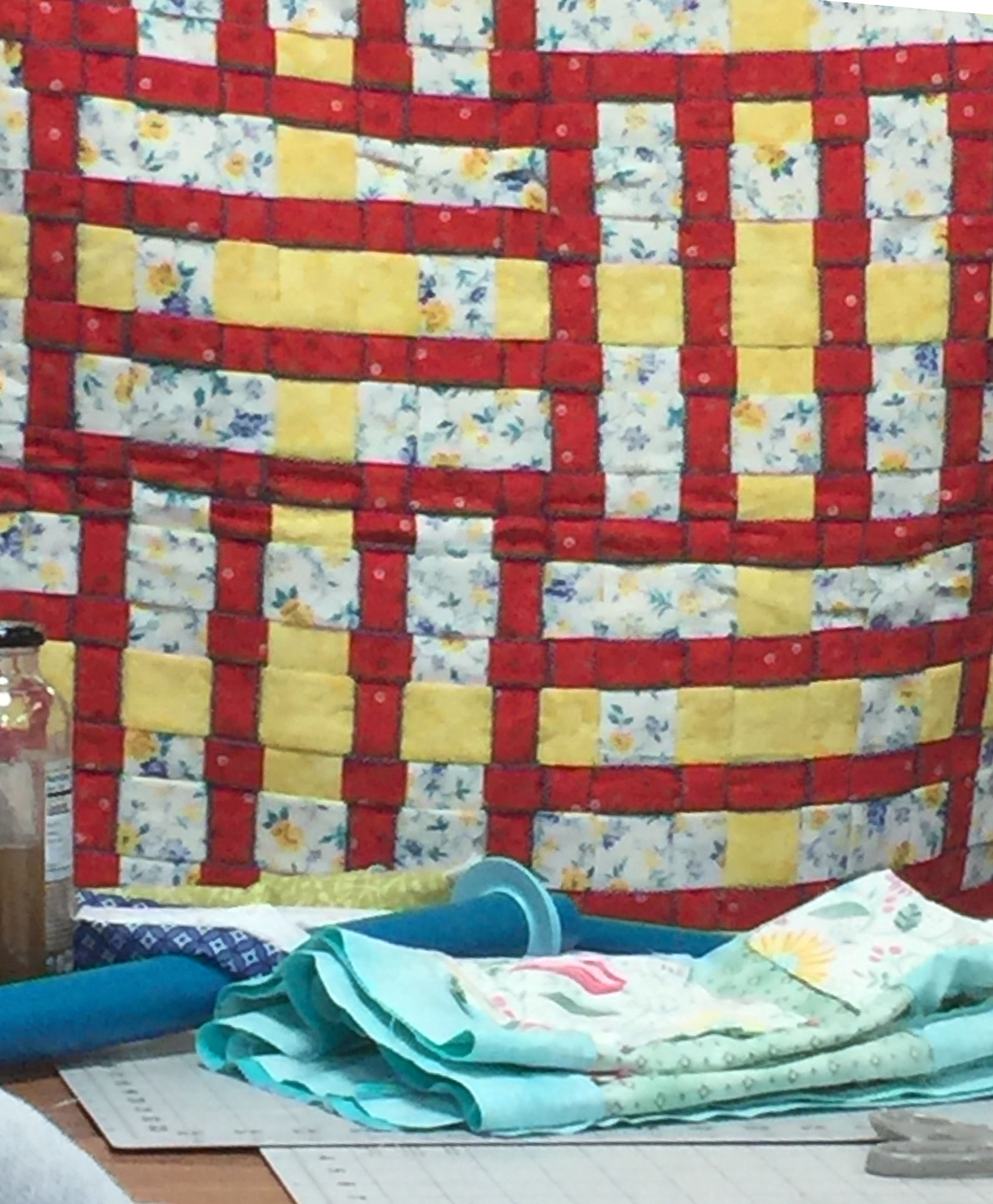Quilting with Tubes