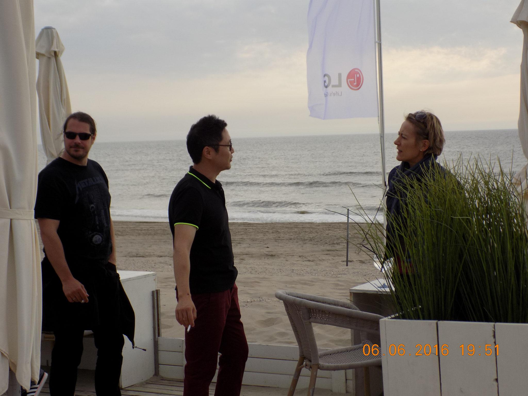 LG Electronics, Distributoren Meeting, Kick-Off, 2015, NL Zanvoort