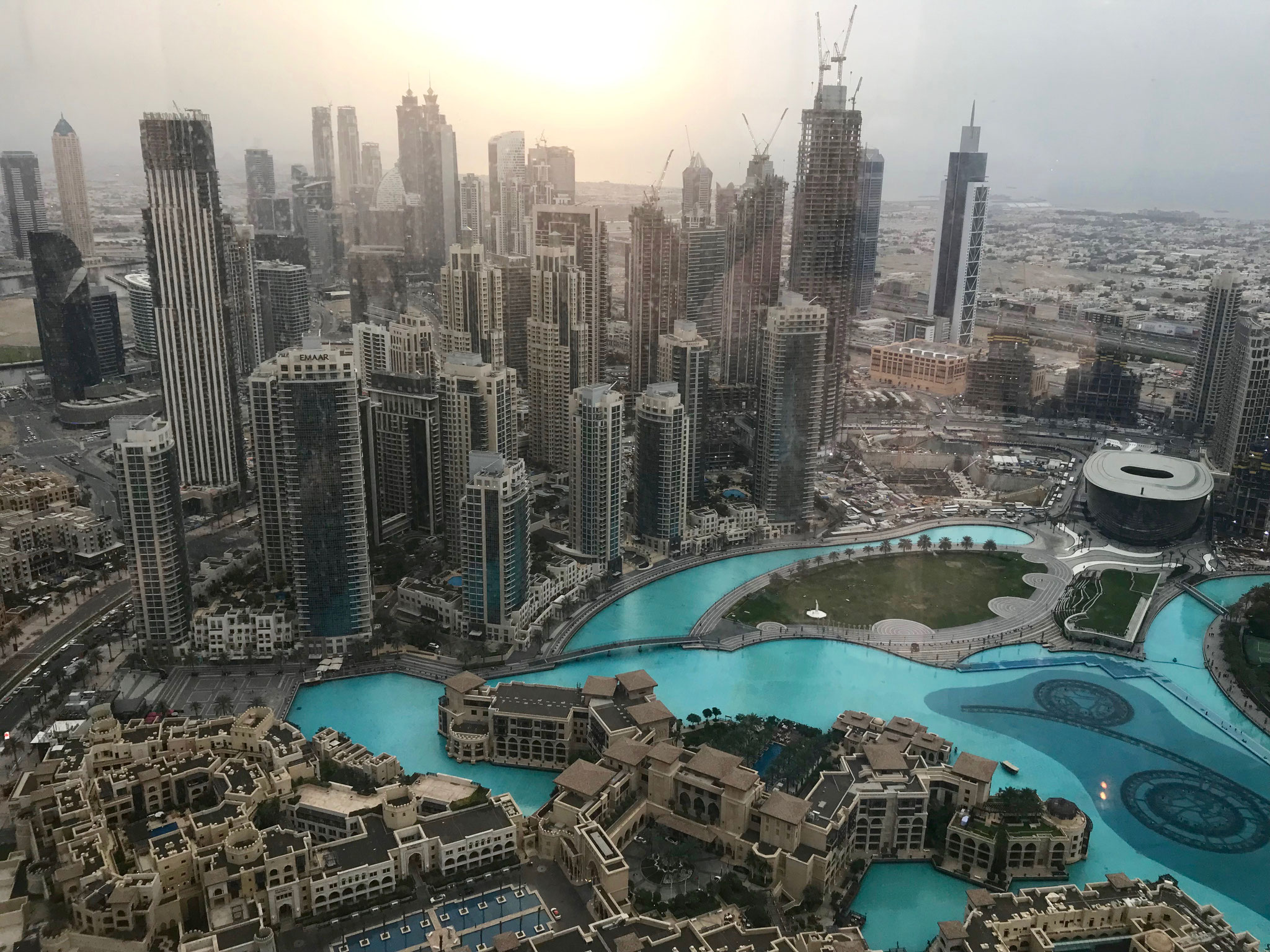 INCENTIVE - LG Electronics, Distry Kick-Off 2018, Dubai