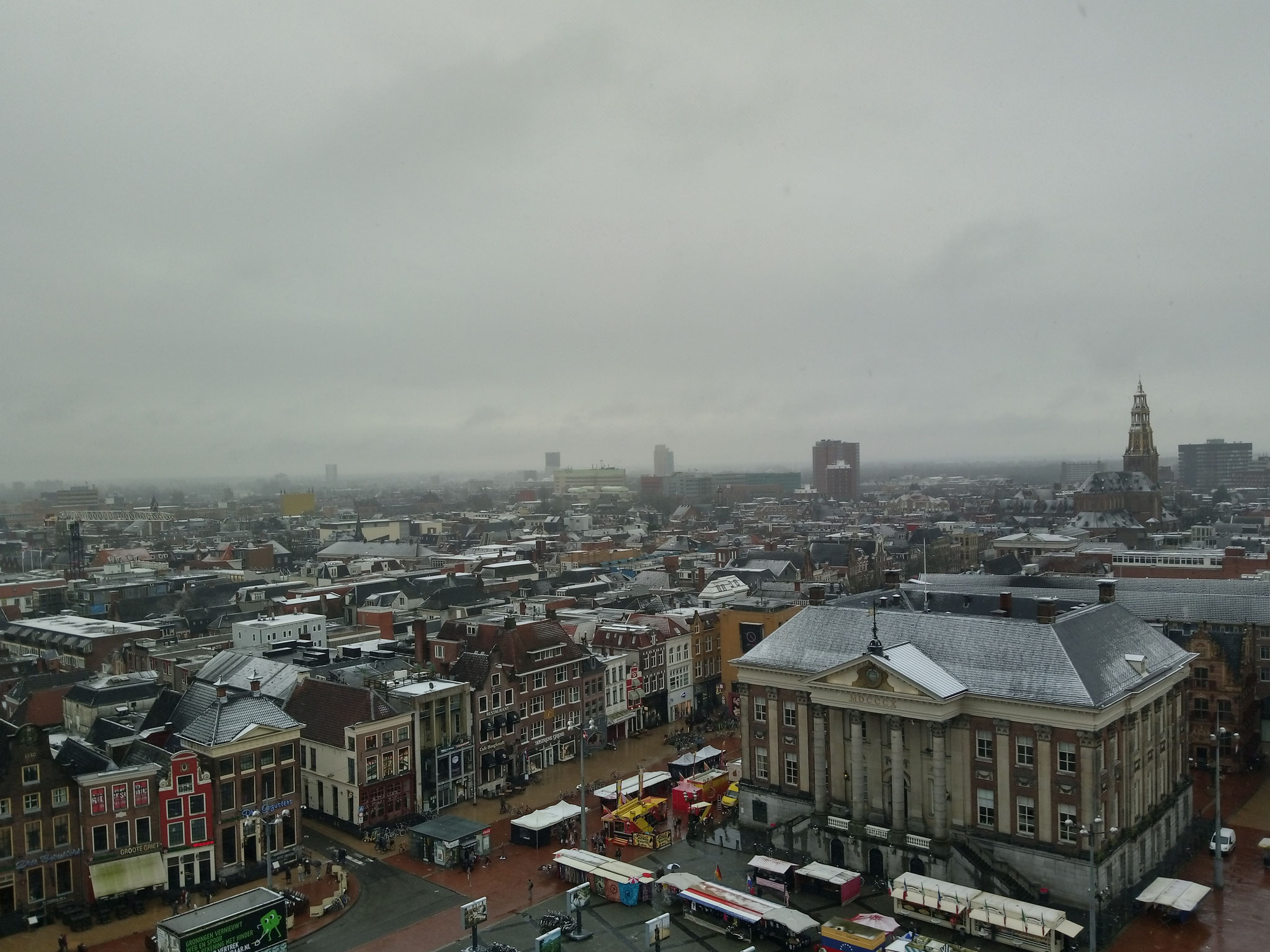 Wochenendtrip Groningen