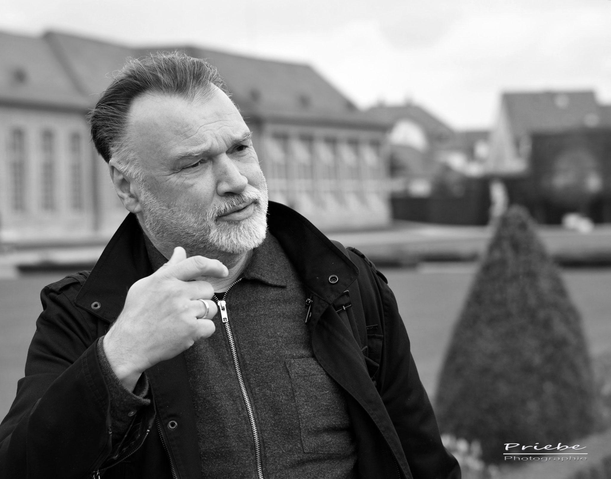 Horst Hamann | Starfotograf | Auftrag für die Schwetzinger Zeitung