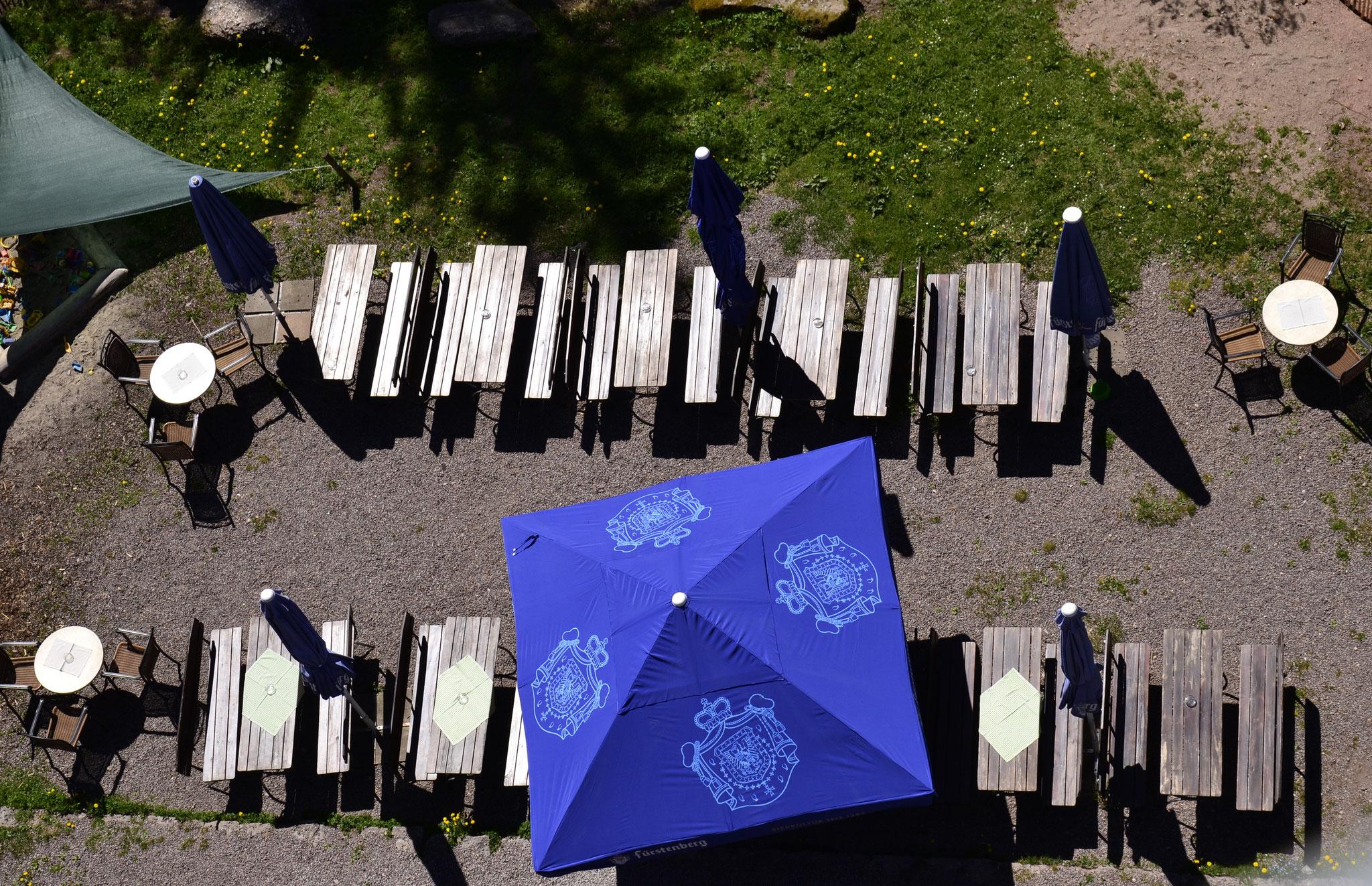 Gartenwirtschaft am Stöcklewaldturm